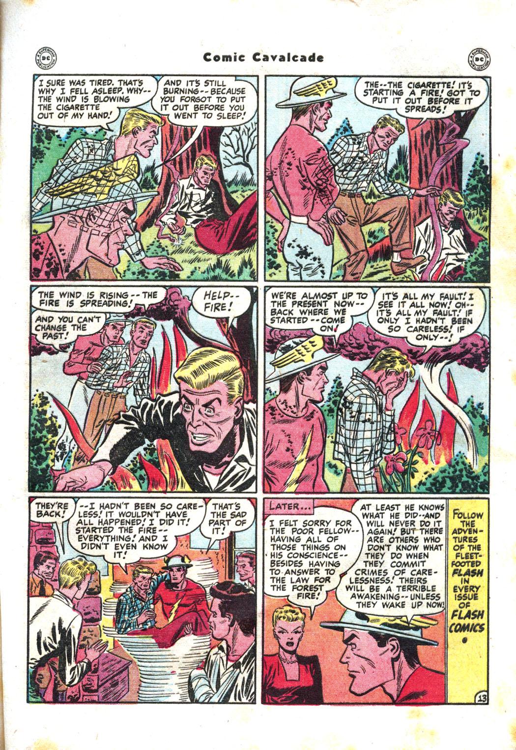 Comic Cavalcade issue 26 - Page 73