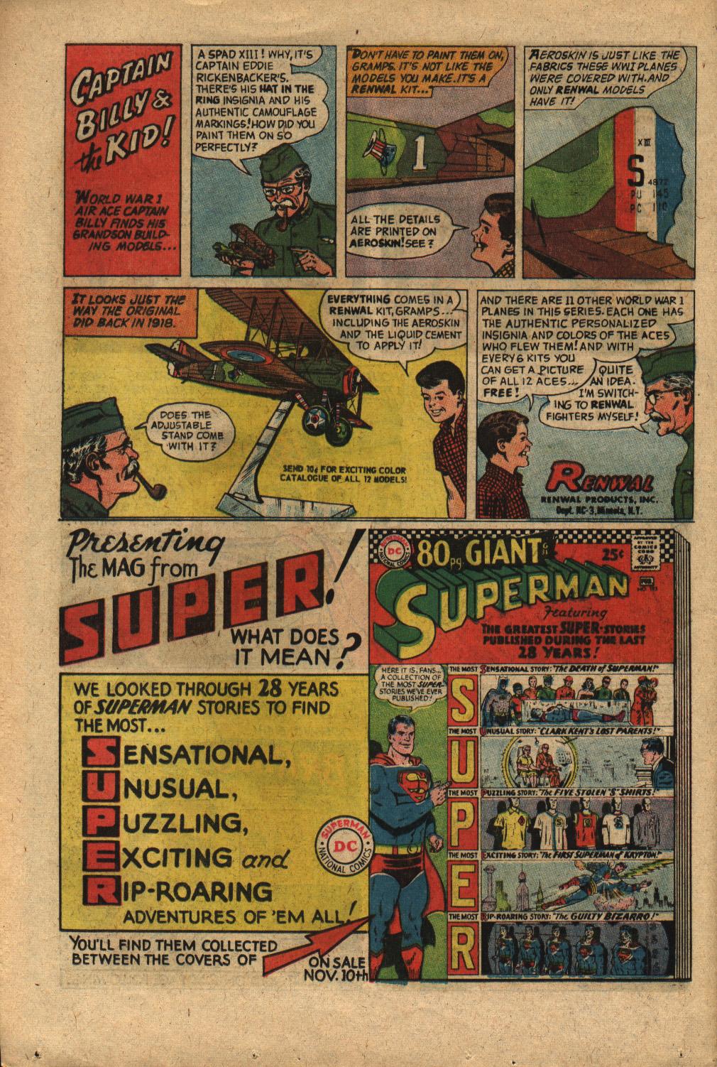 Read online Adventure Comics (1938) comic -  Issue #352 - 12