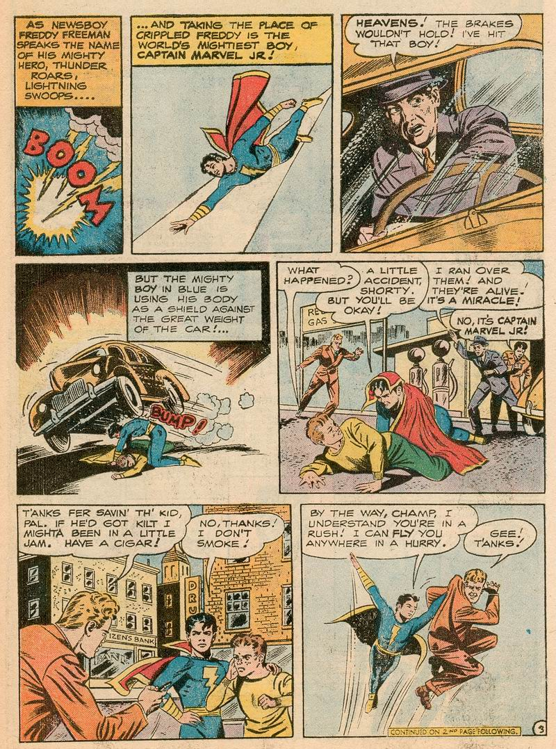 Read online Shazam! (1973) comic -  Issue #5 - 20