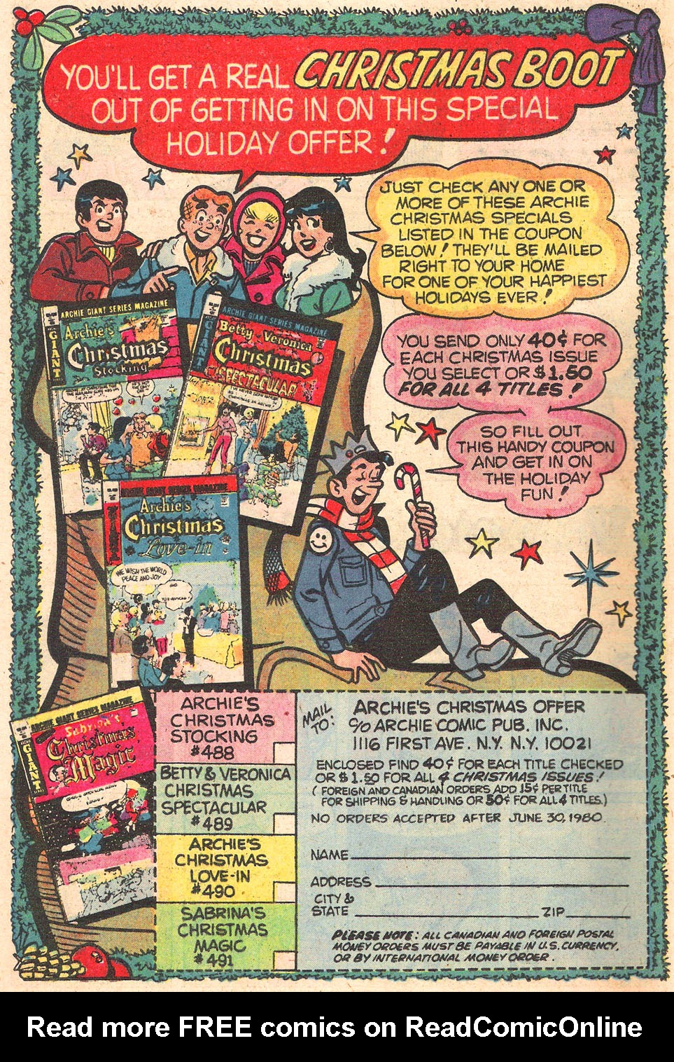 Read online Archie's Girls Betty and Veronica comic -  Issue #289 - 12