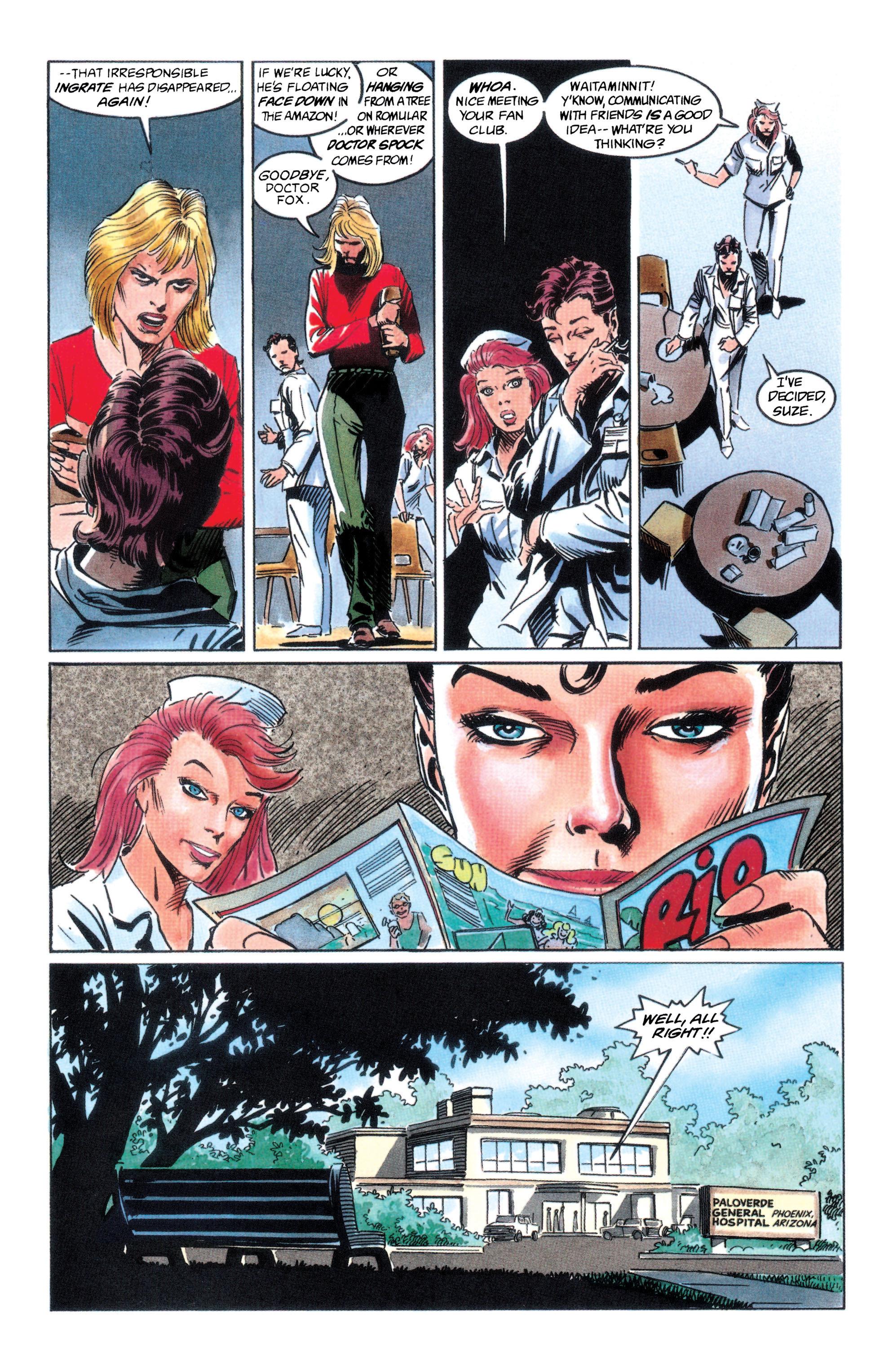 Read online Adam Strange (1990) comic -  Issue #2 - 24