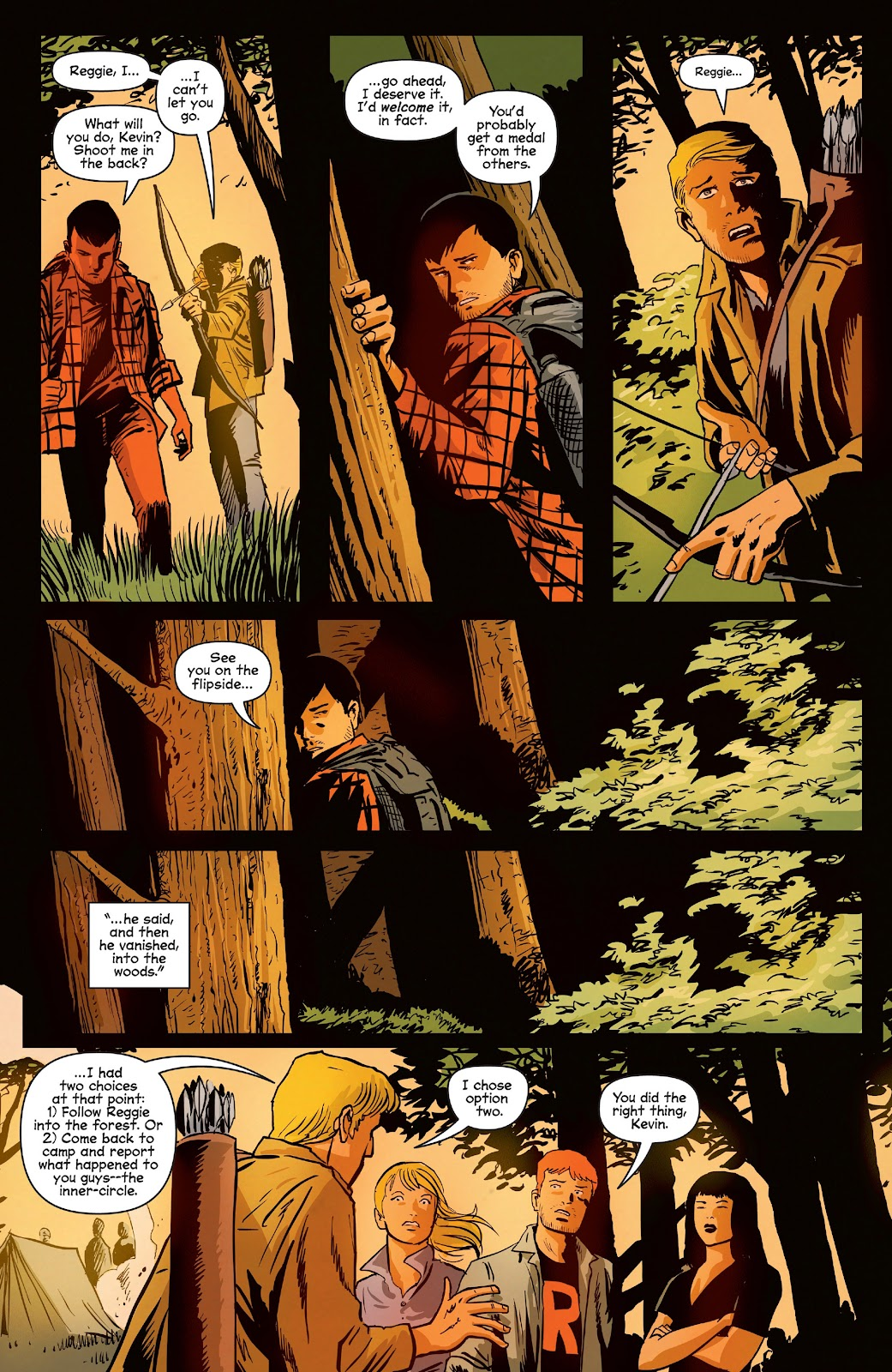 Afterlife with Archie issue 9 - Page 20