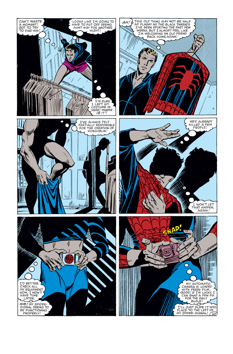 The Amazing Spider-Man (1963) 259 Page 20