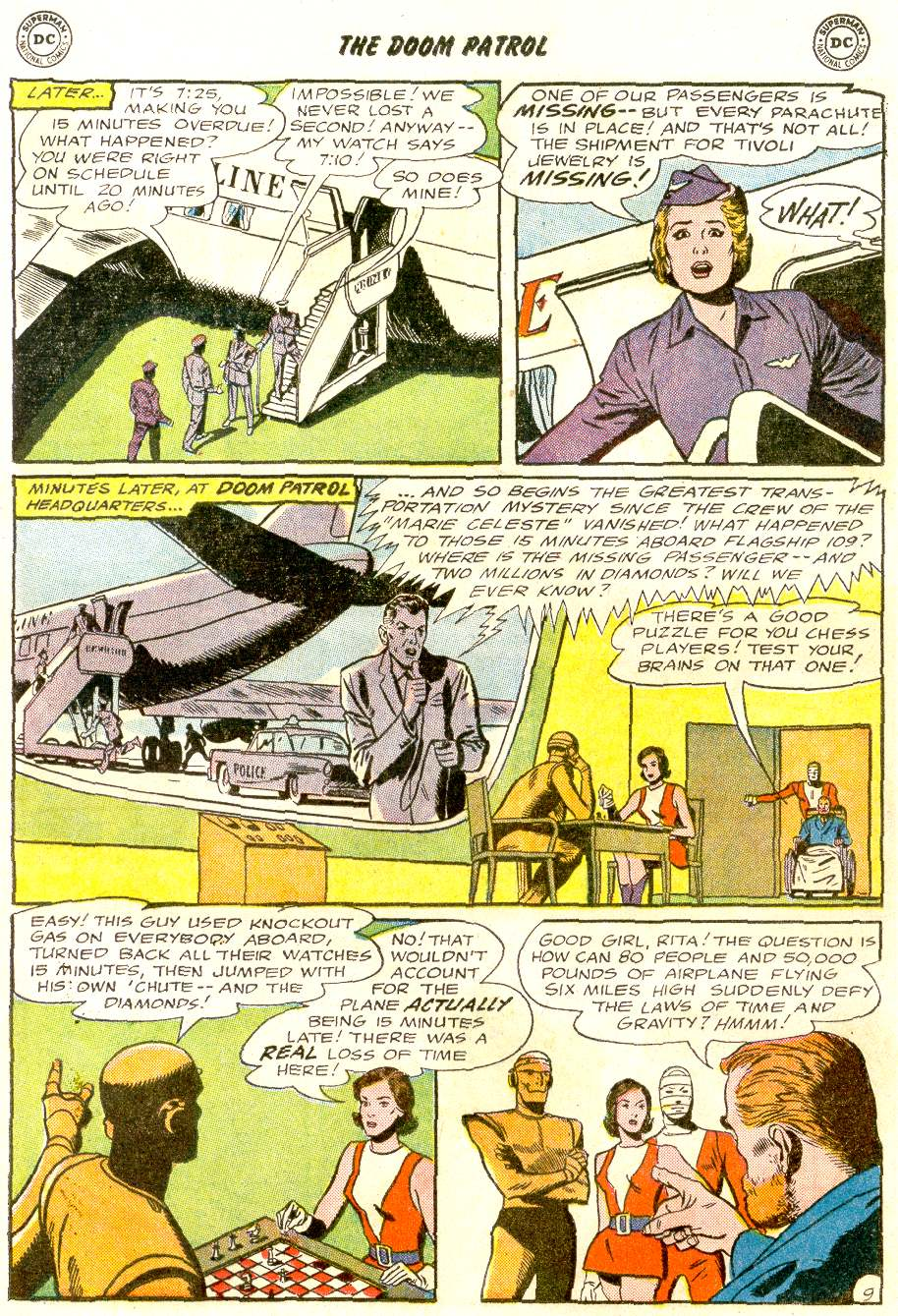 Doom Patrol (1964) issue 92 - Page 13