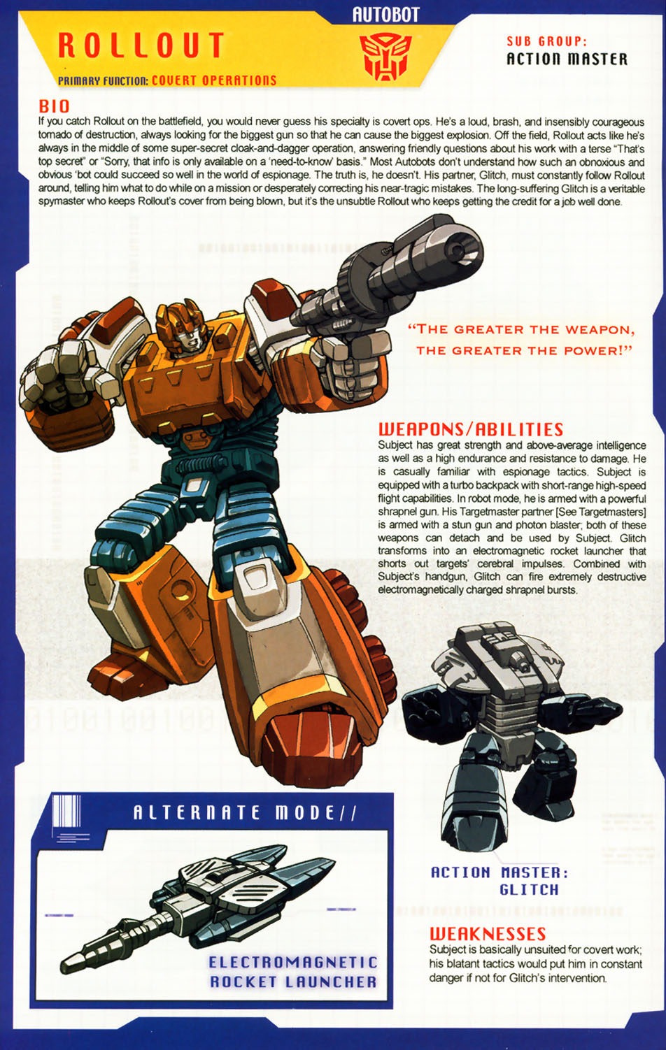 Read online Transformers: More than Meets the Eye comic -  Issue #5 - 41