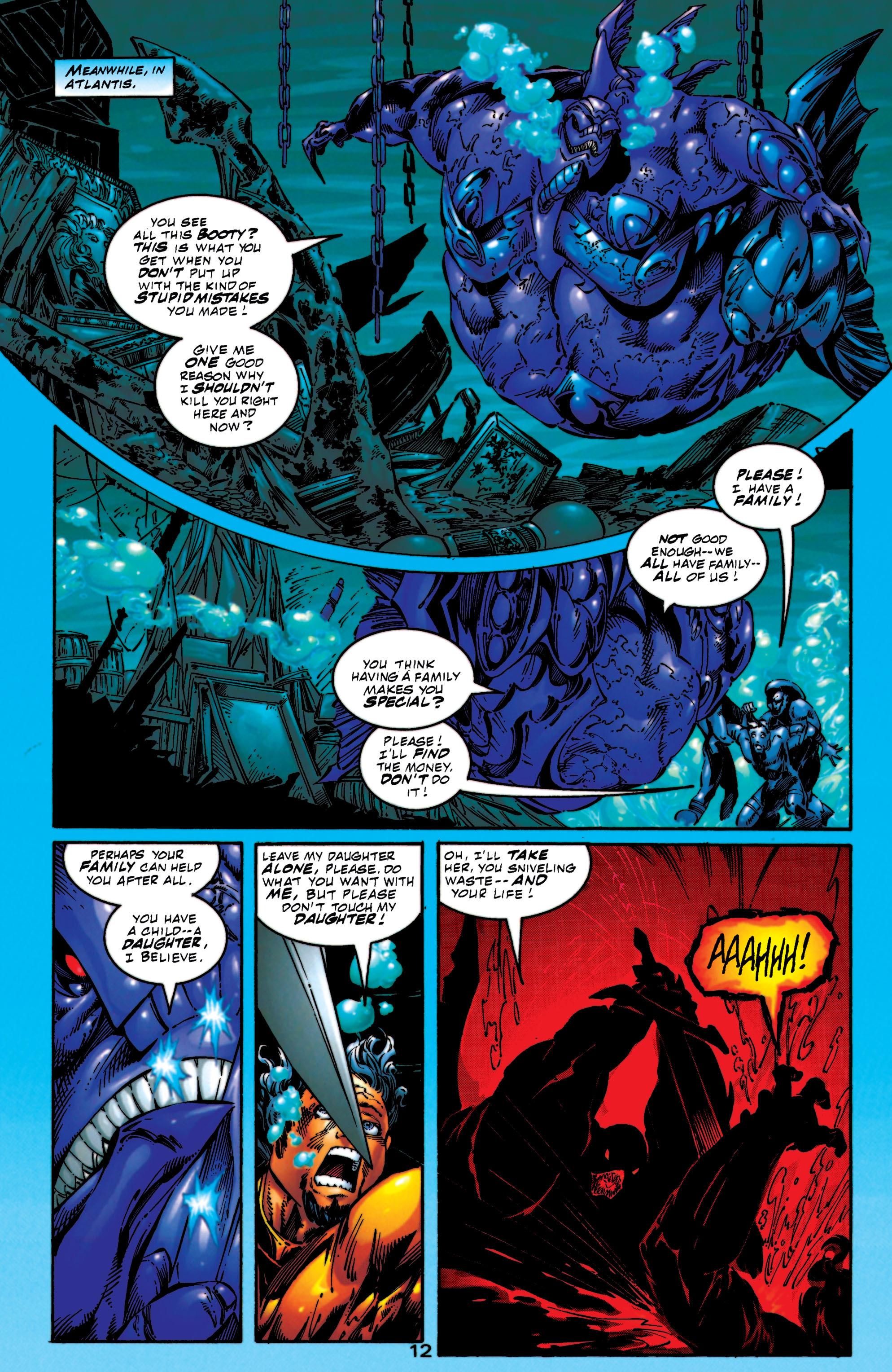 Read online Aquaman (1994) comic -  Issue #56 - 12