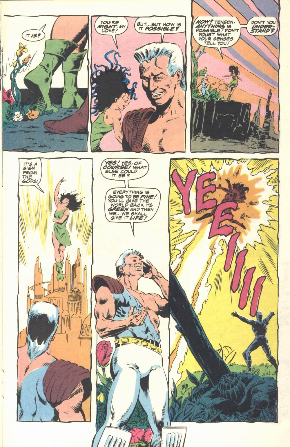 Read online Justice (1986) comic -  Issue #21 - 17