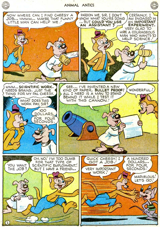 Read online Animal Antics comic -  Issue #12 - 11