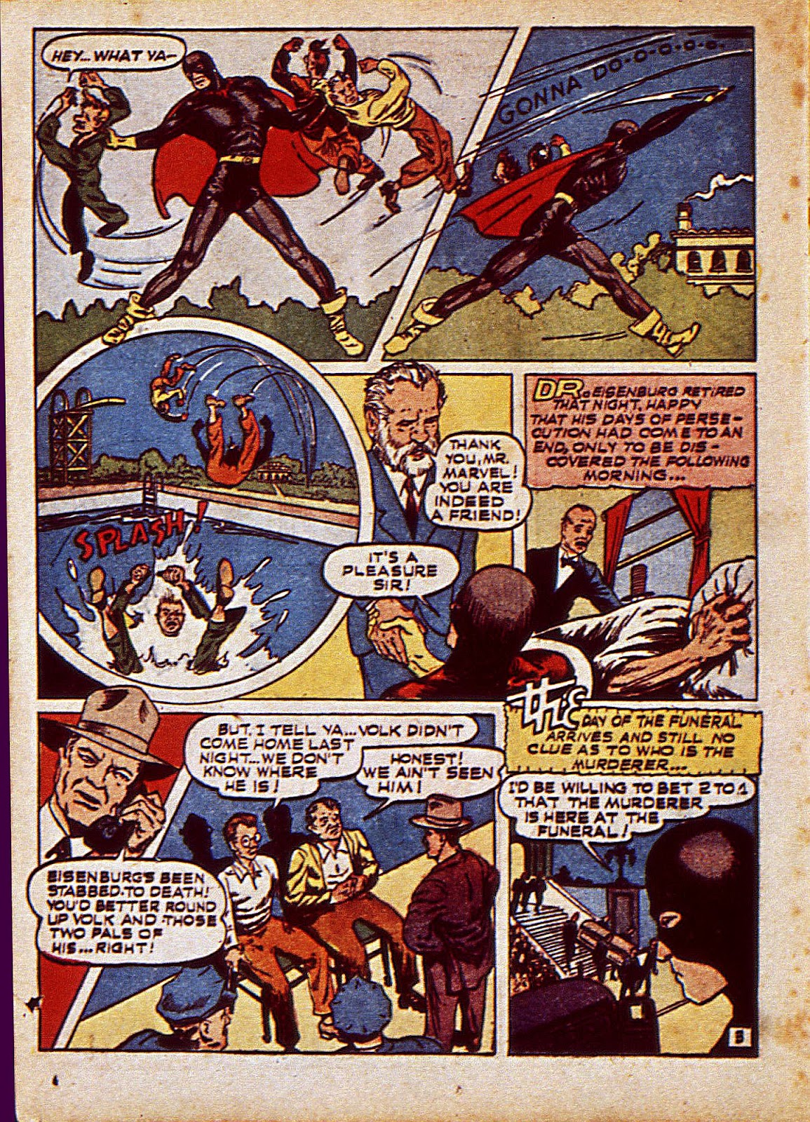 Mystic Comics (1940) issue 6 - Page 37