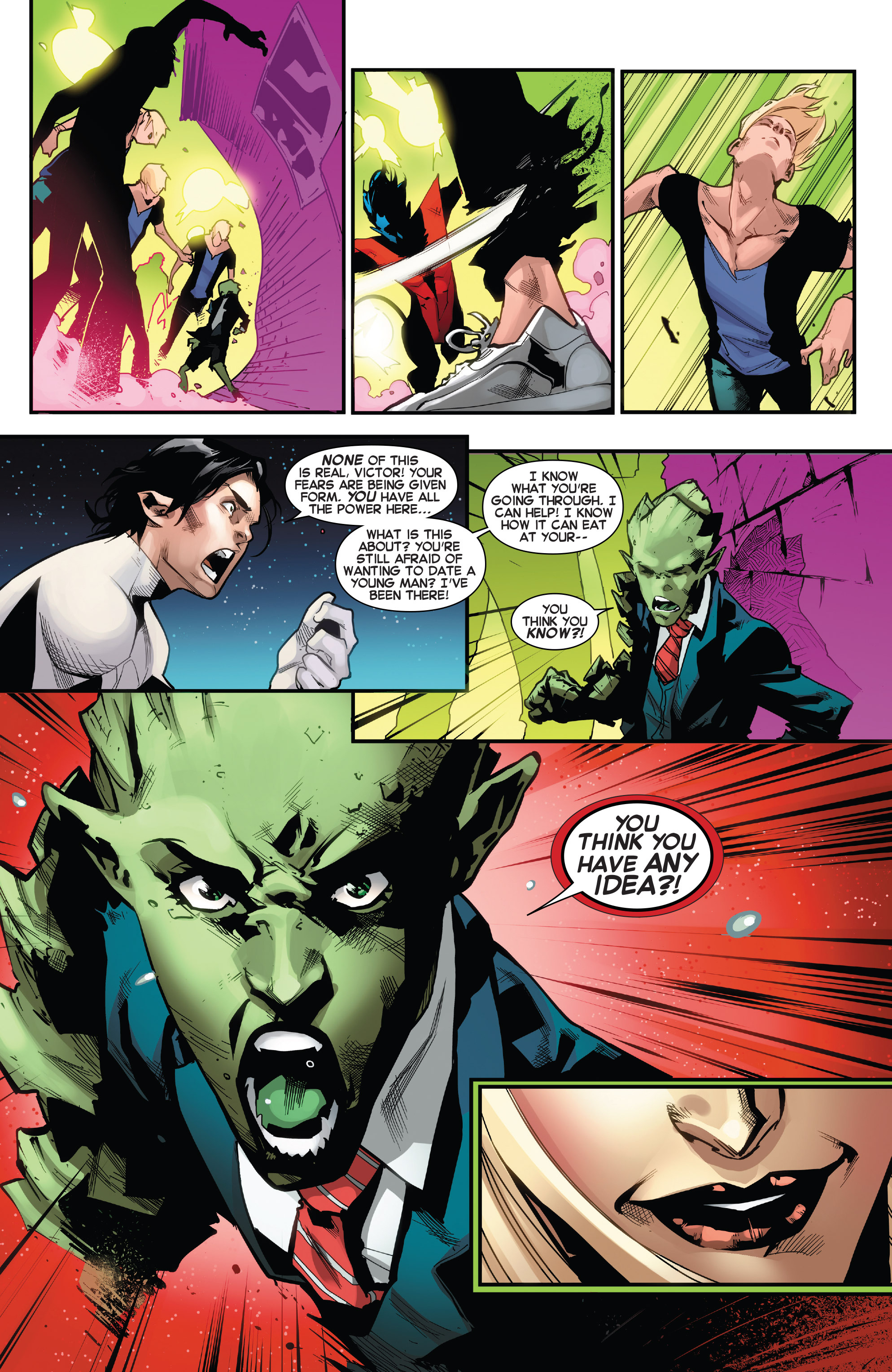 Read online Amazing X-Men (2014) comic -  Issue #13 - 17