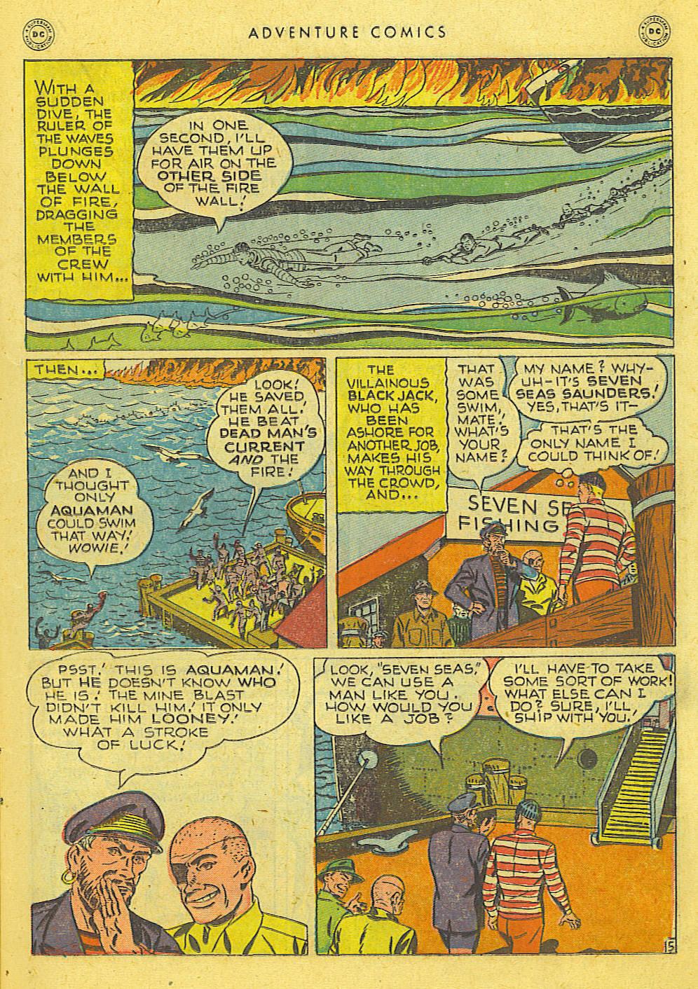 Read online Adventure Comics (1938) comic -  Issue #127 - 15