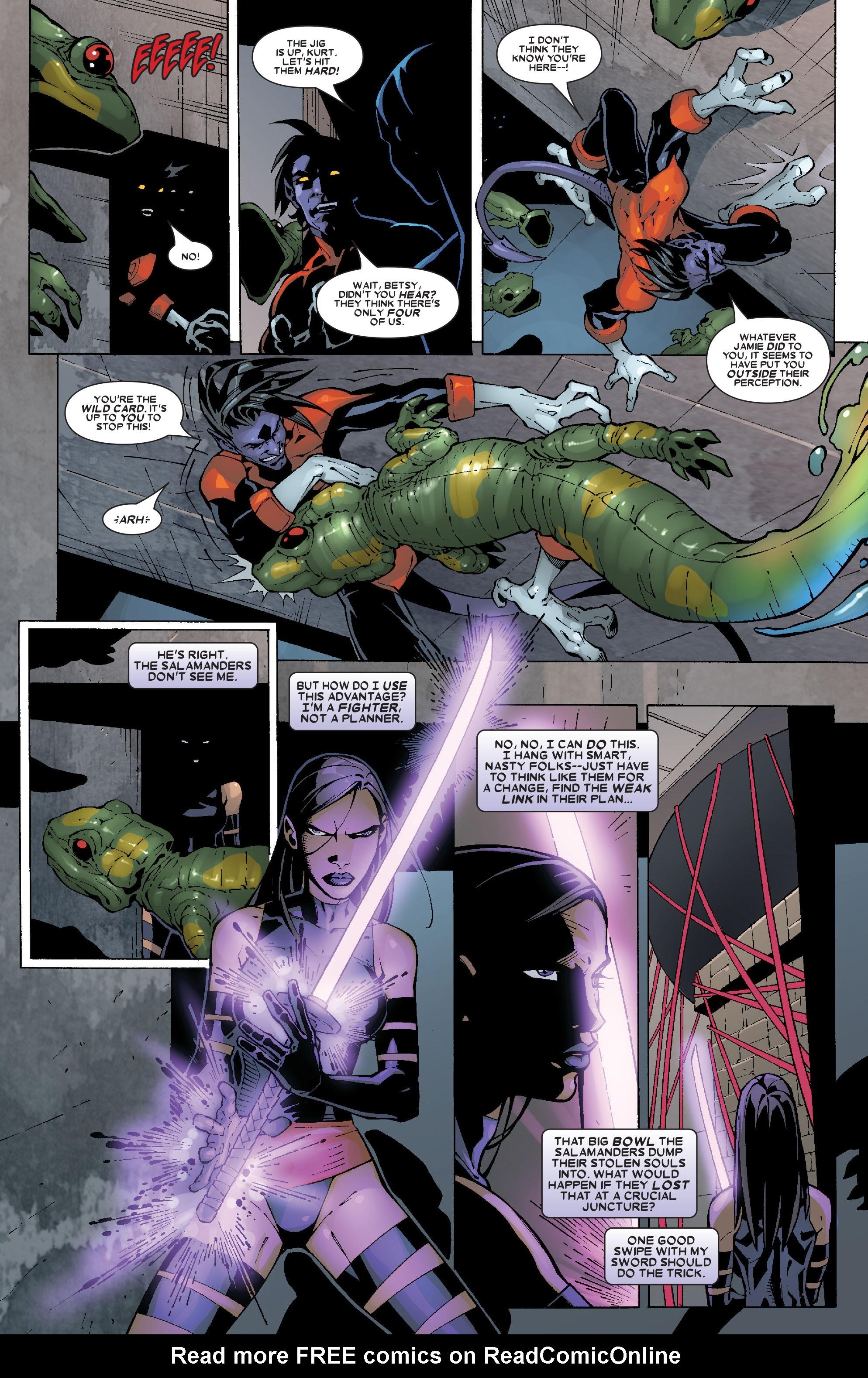 Uncanny X-Men (1963) 473 Page 19