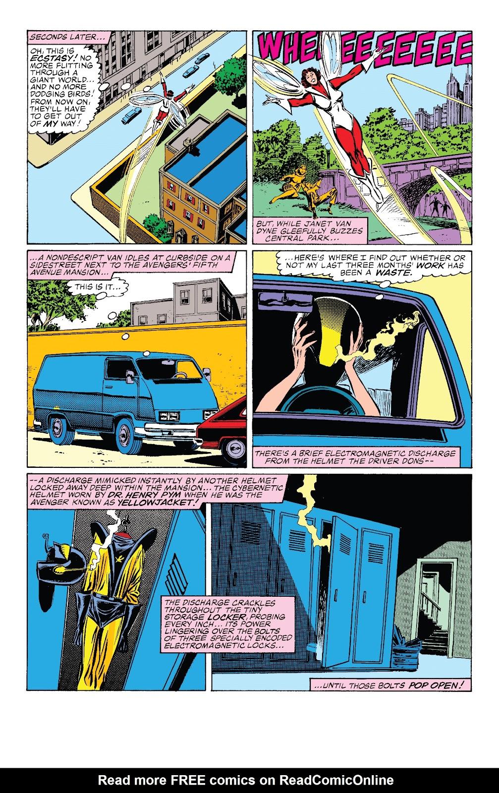 Read online Marvel Tales: Avengers comic -  Issue # Full - 54