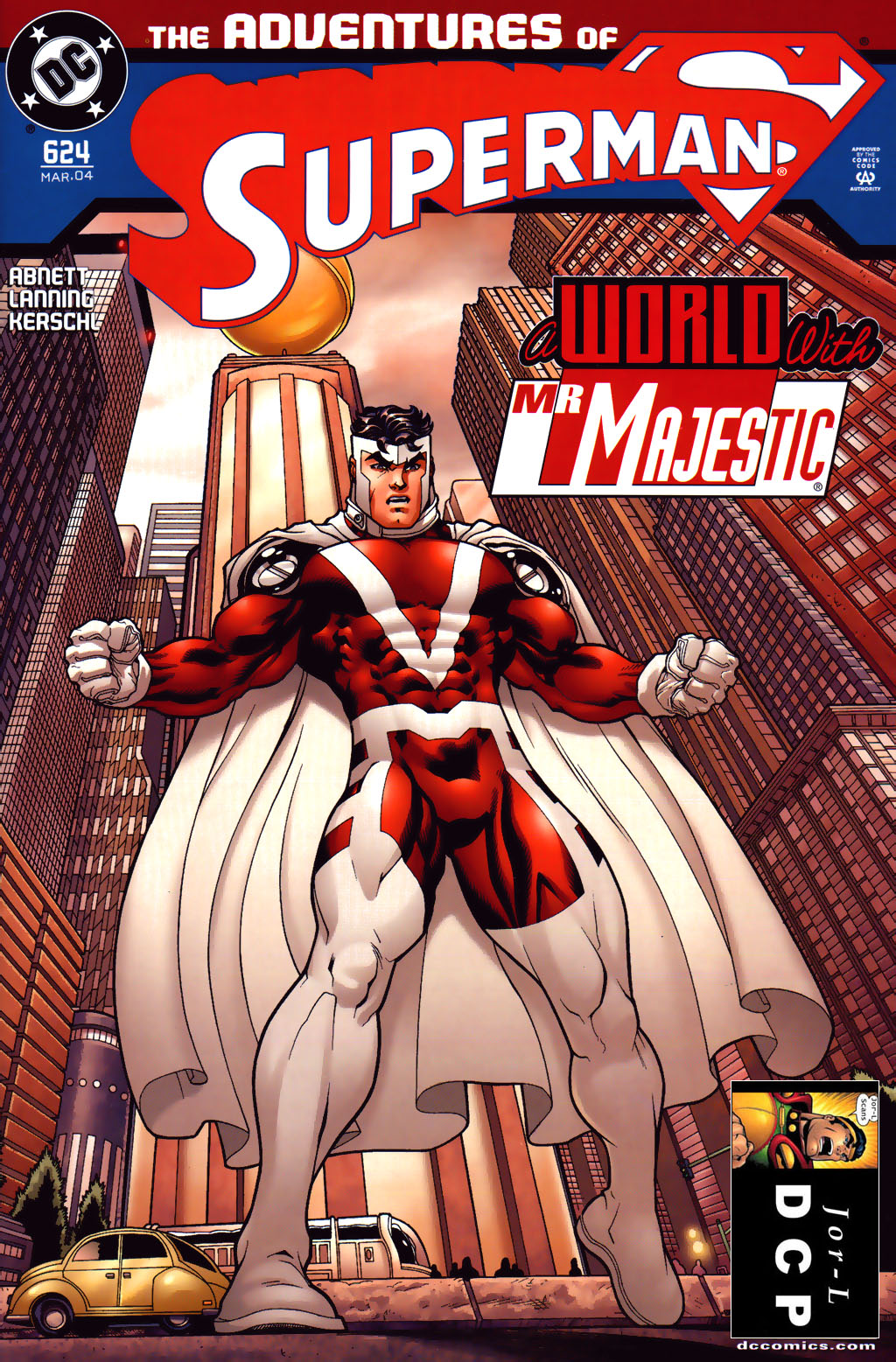Read online Adventures of Superman (1987) comic -  Issue #624 - 1
