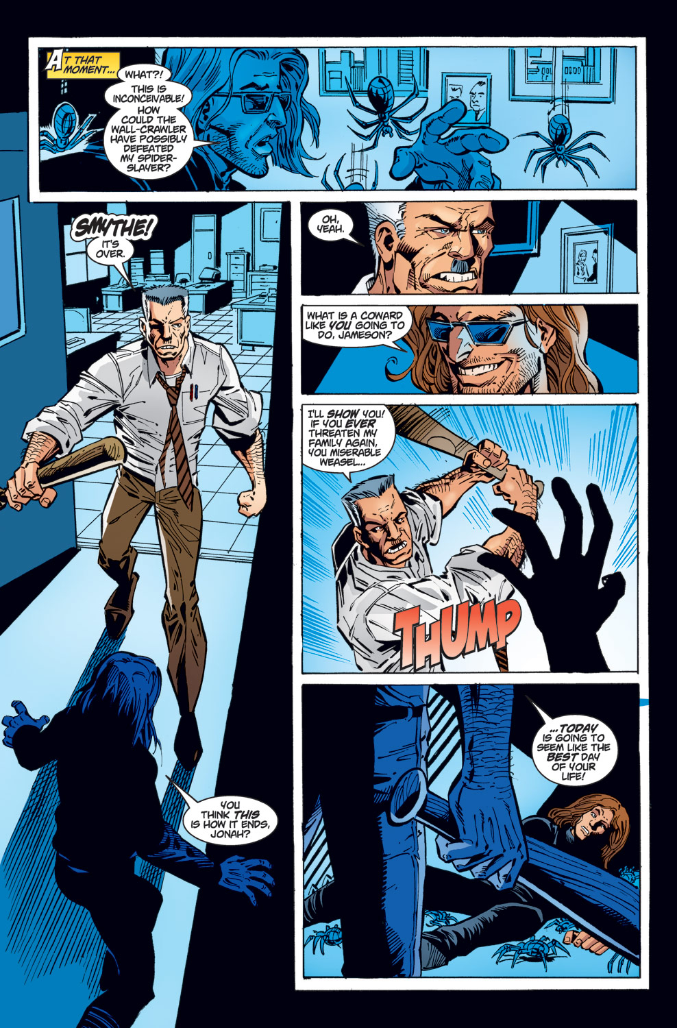 The Amazing Spider-Man (1999) 21 Page 20
