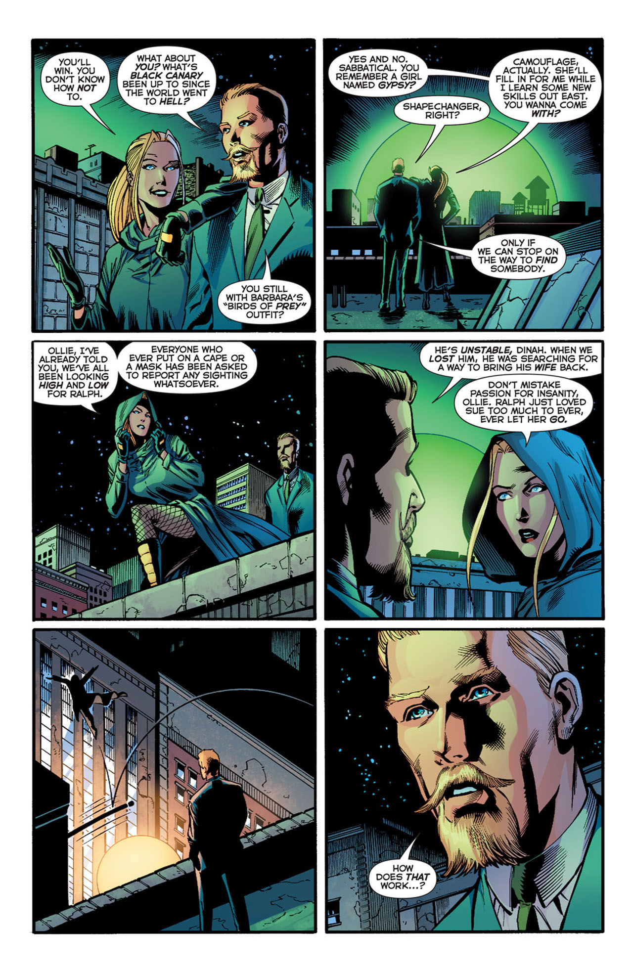 Read online 52 comic -  Issue #37 - 16