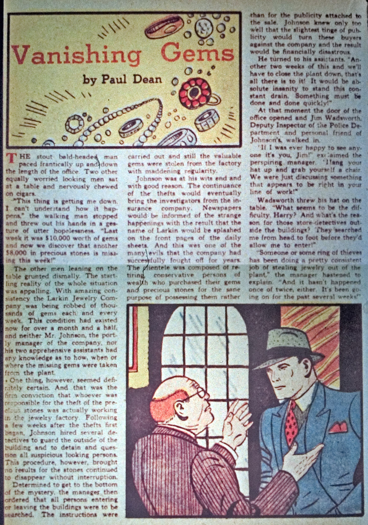 Detective Comics (1937) 32 Page 33