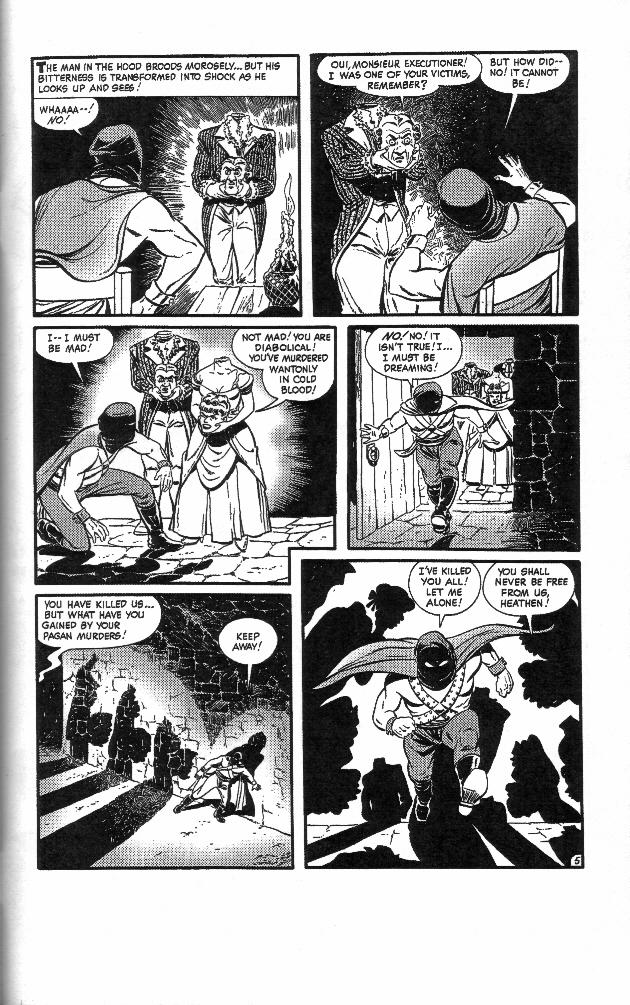 Read online Men of Mystery Comics comic -  Issue #45 - 49