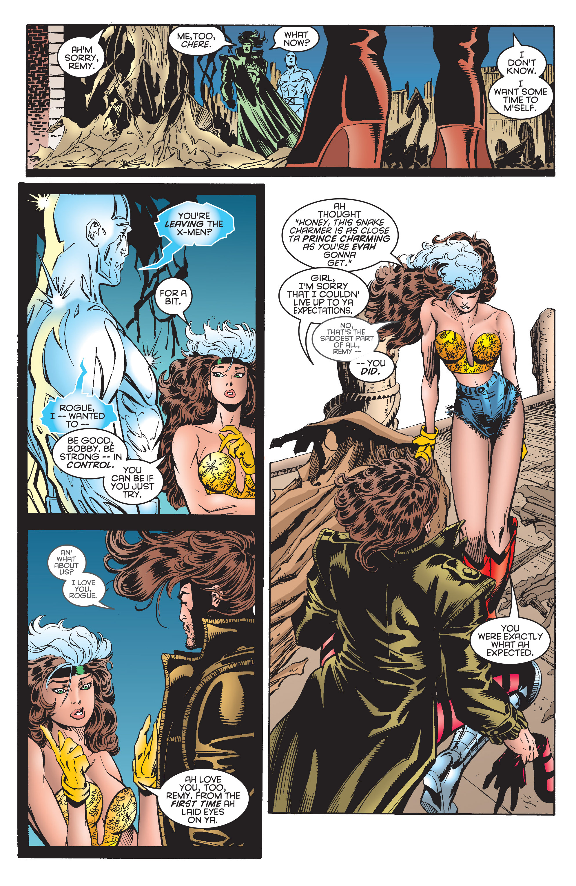 X-Men (1991) 45 Page 30
