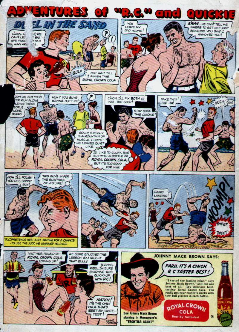 Comic Cavalcade issue 28 - Page 76