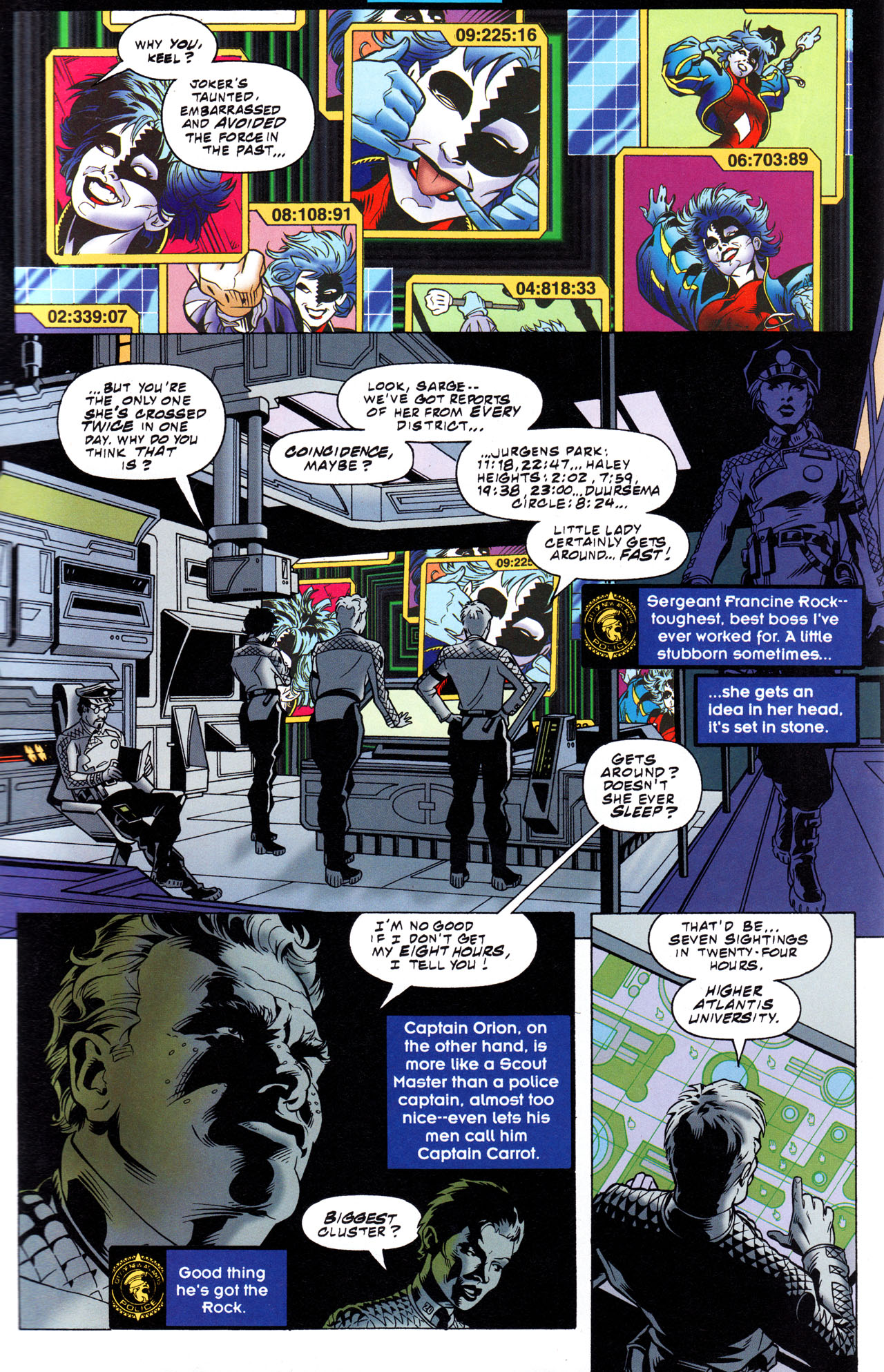 Read online Tangent Comics/ The Joker comic -  Issue # Full - 16