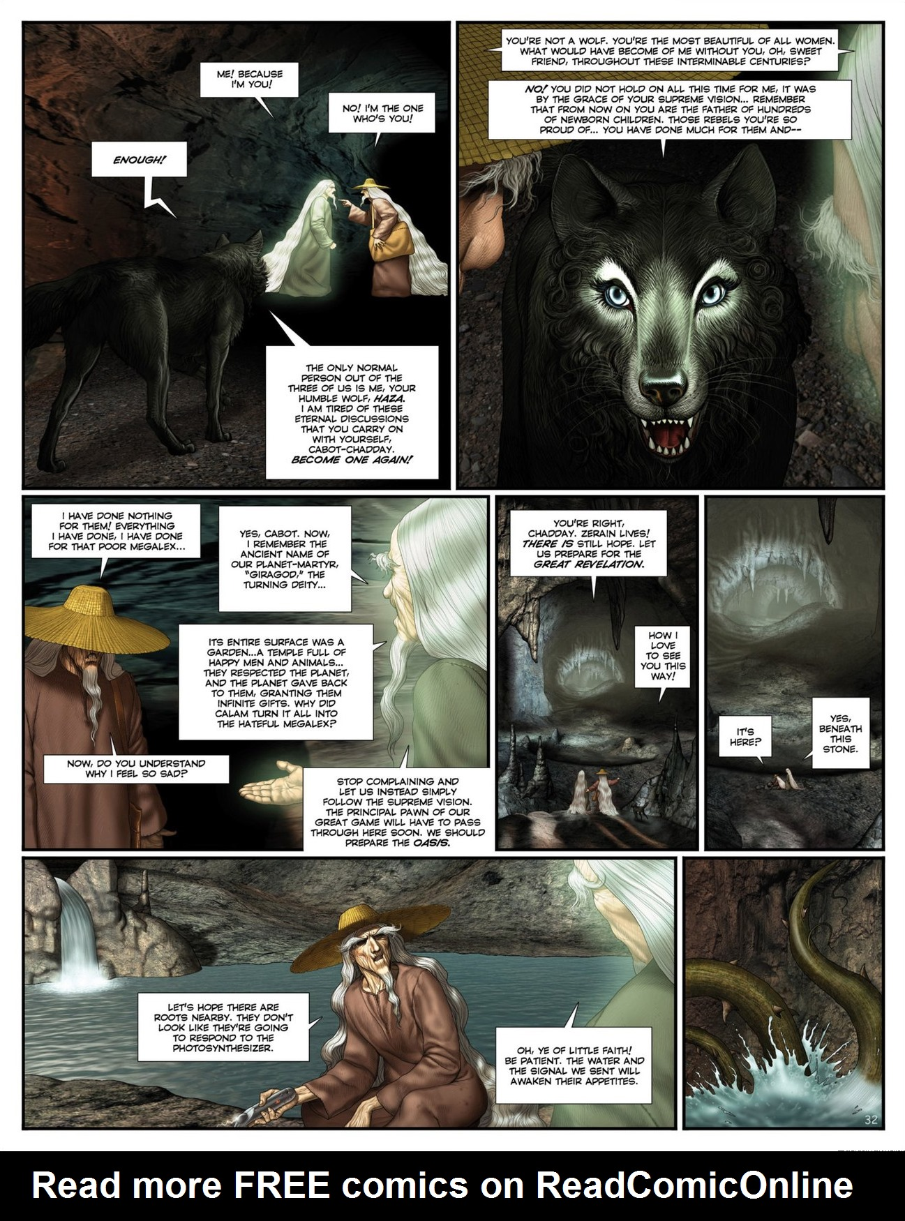 Read online Megalex (2014) comic -  Issue #2 - 34