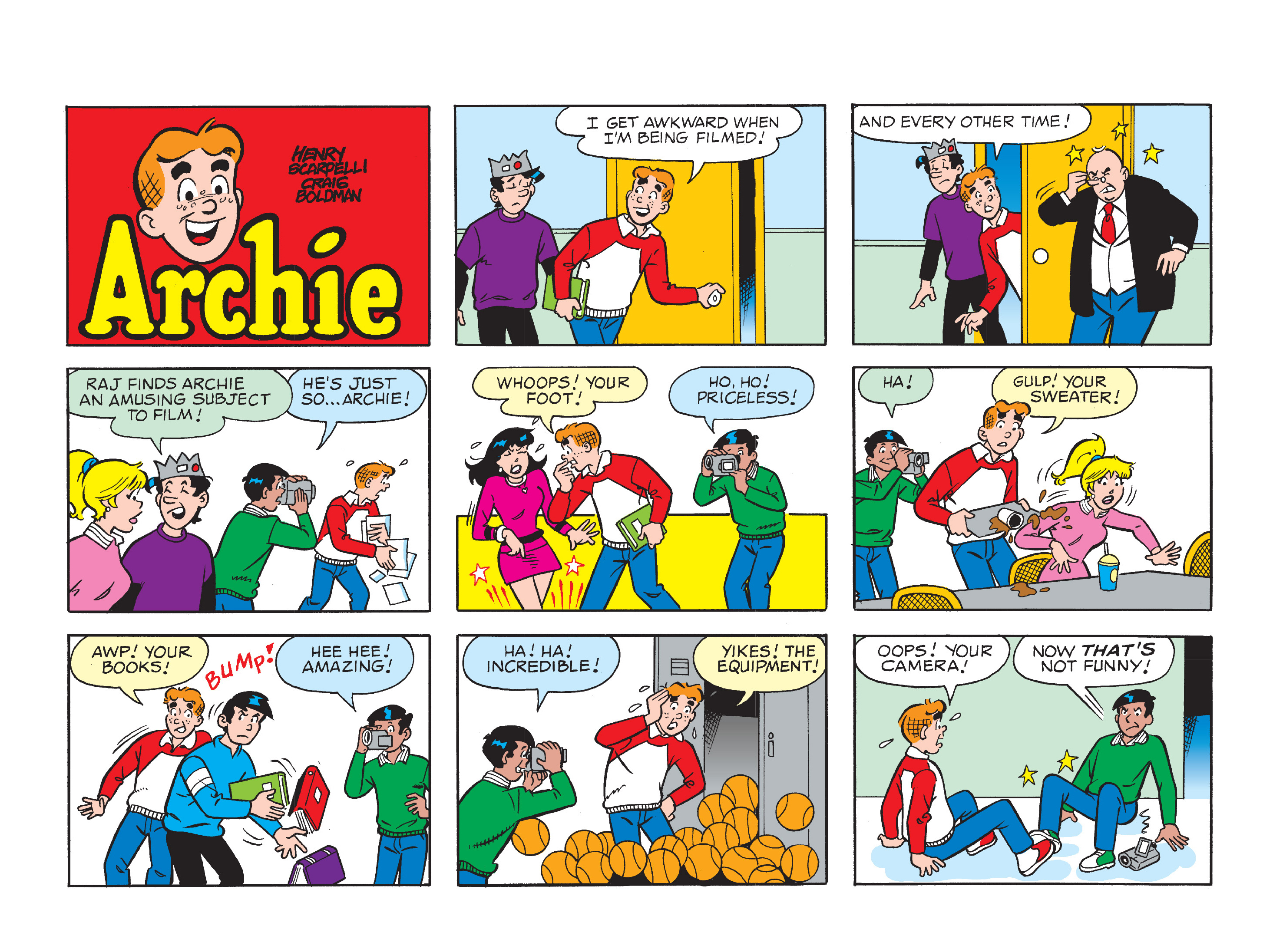 Read online Archie's Funhouse Double Digest comic -  Issue #2 - 60