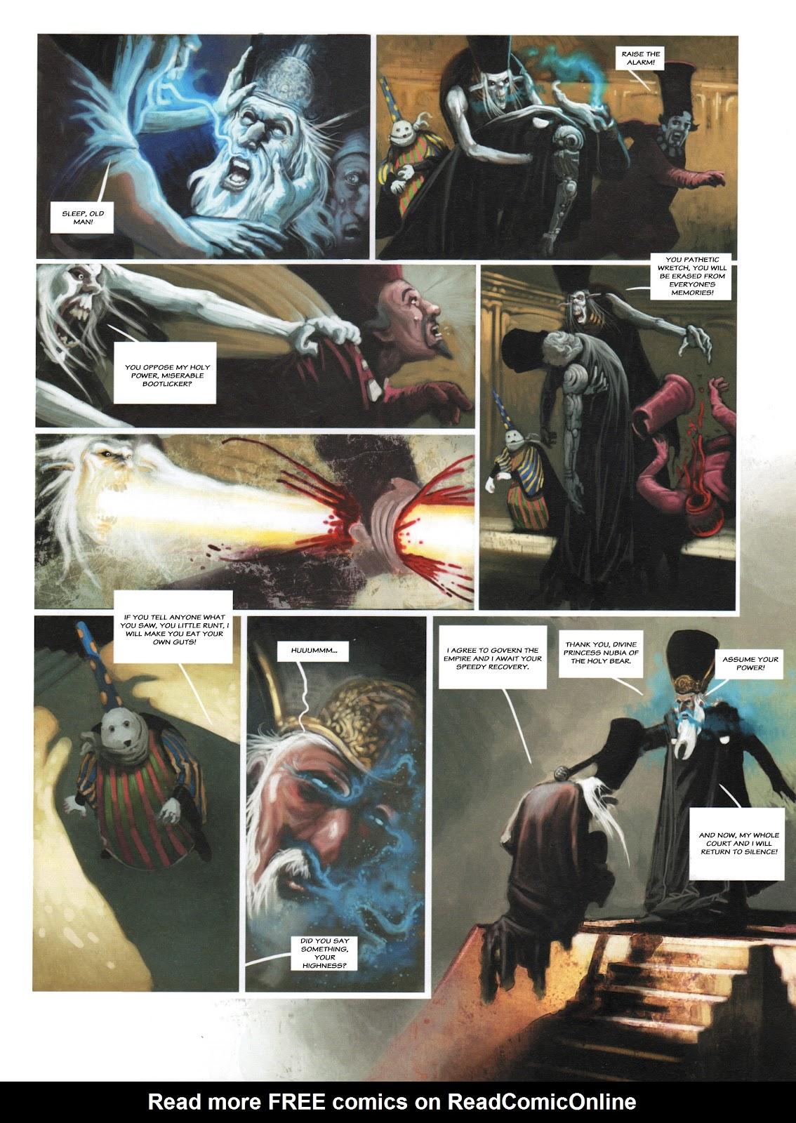 Showman Killer issue 2 - Page 7