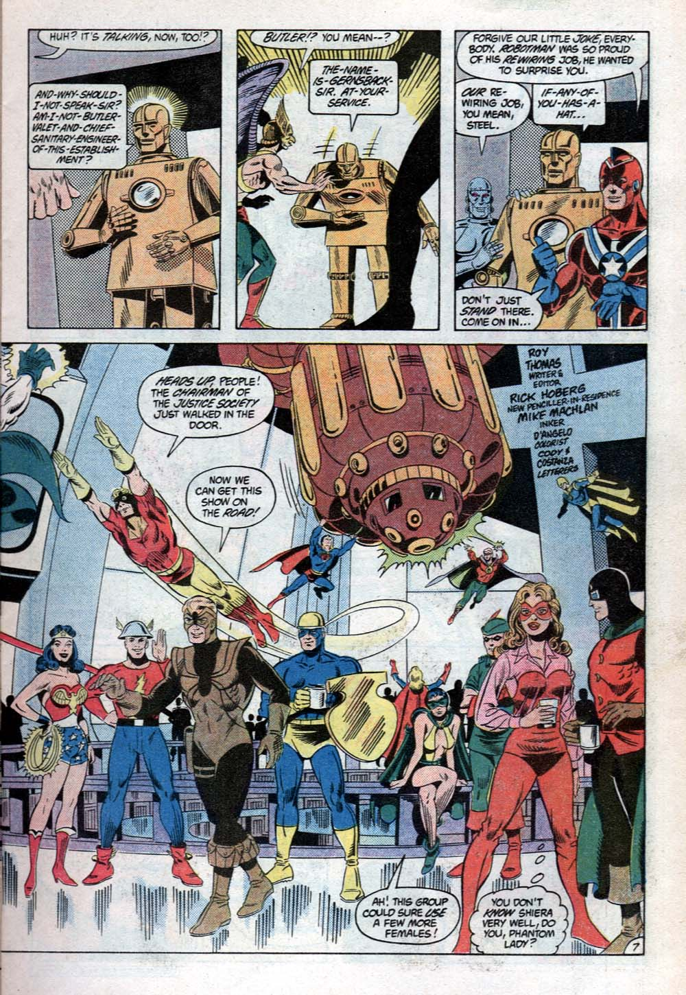 Read online All-Star Squadron comic -  Issue #31 - 10