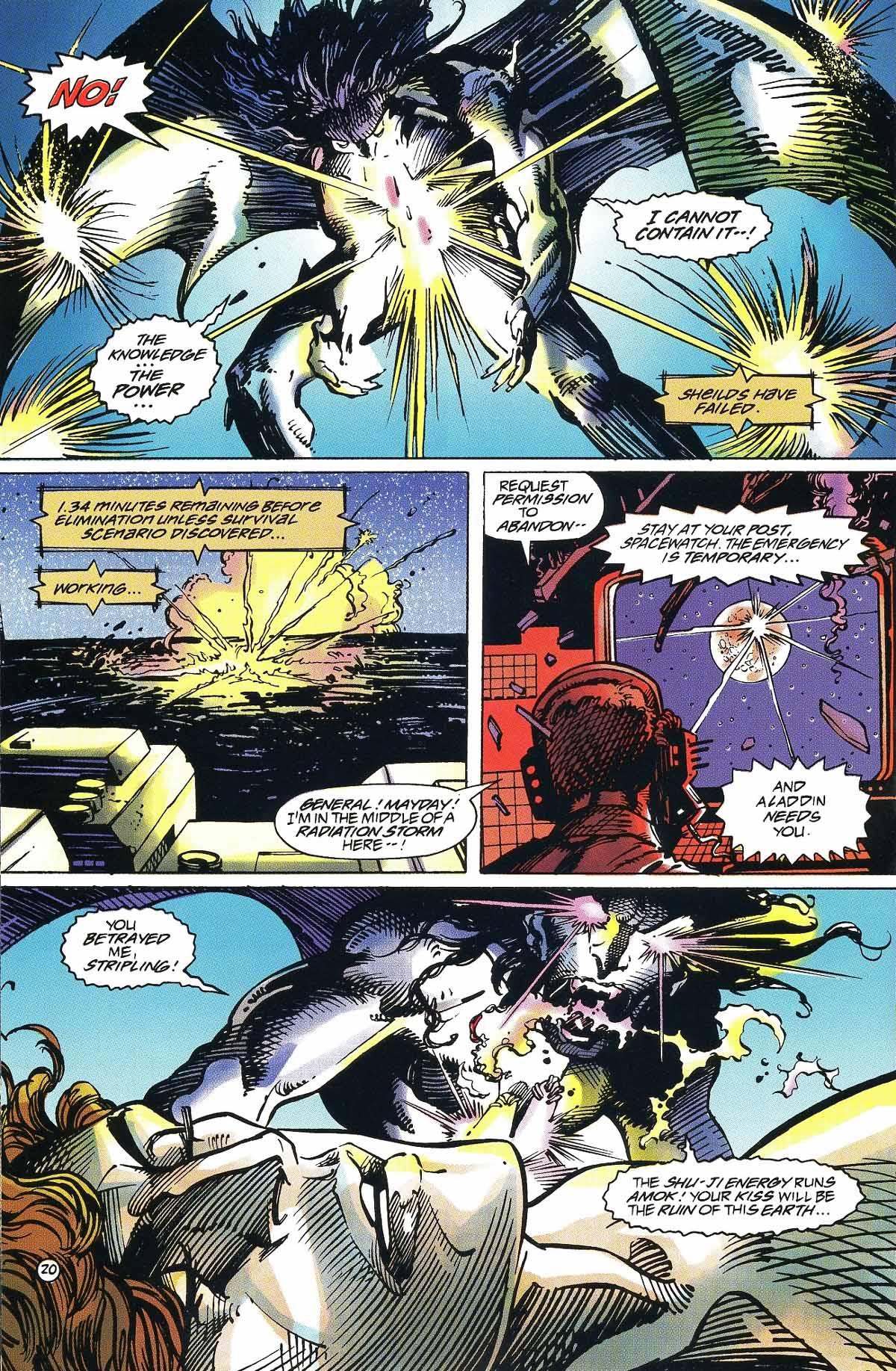 Read online Rune (1994) comic -  Issue #5 - 23