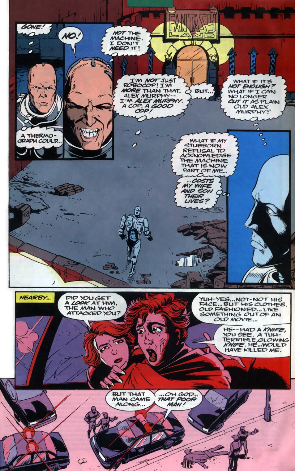 Read online Robocop (1990) comic -  Issue #20 - 15