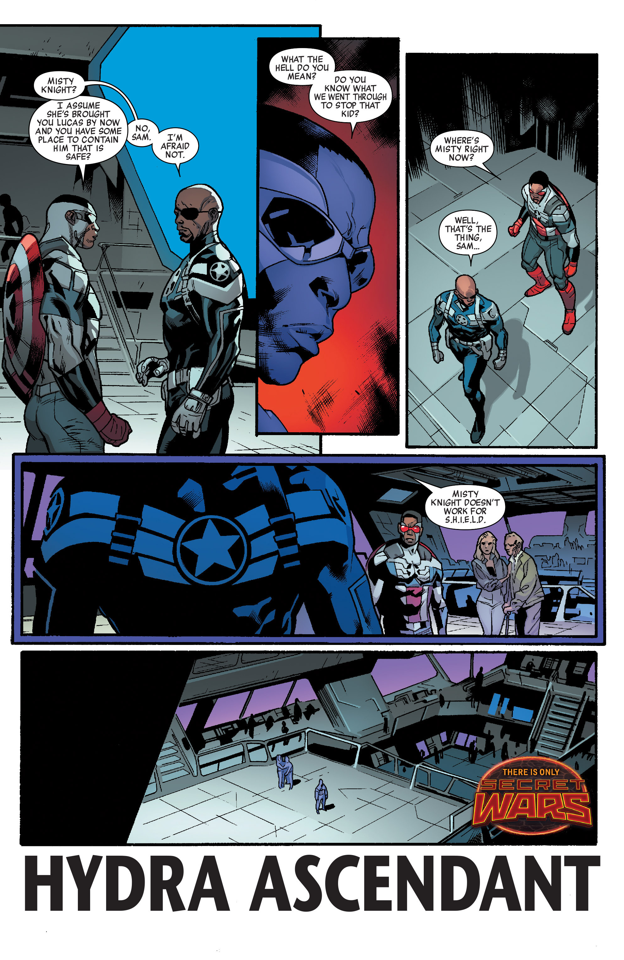 Read online All-New Captain America comic -  Issue #6 - 23