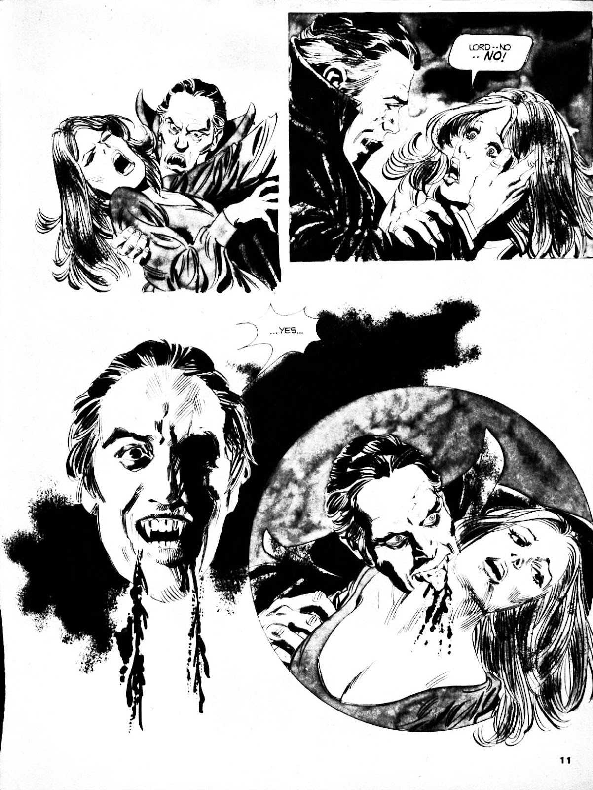 Nightmare (1970) issue 21 - Page 11