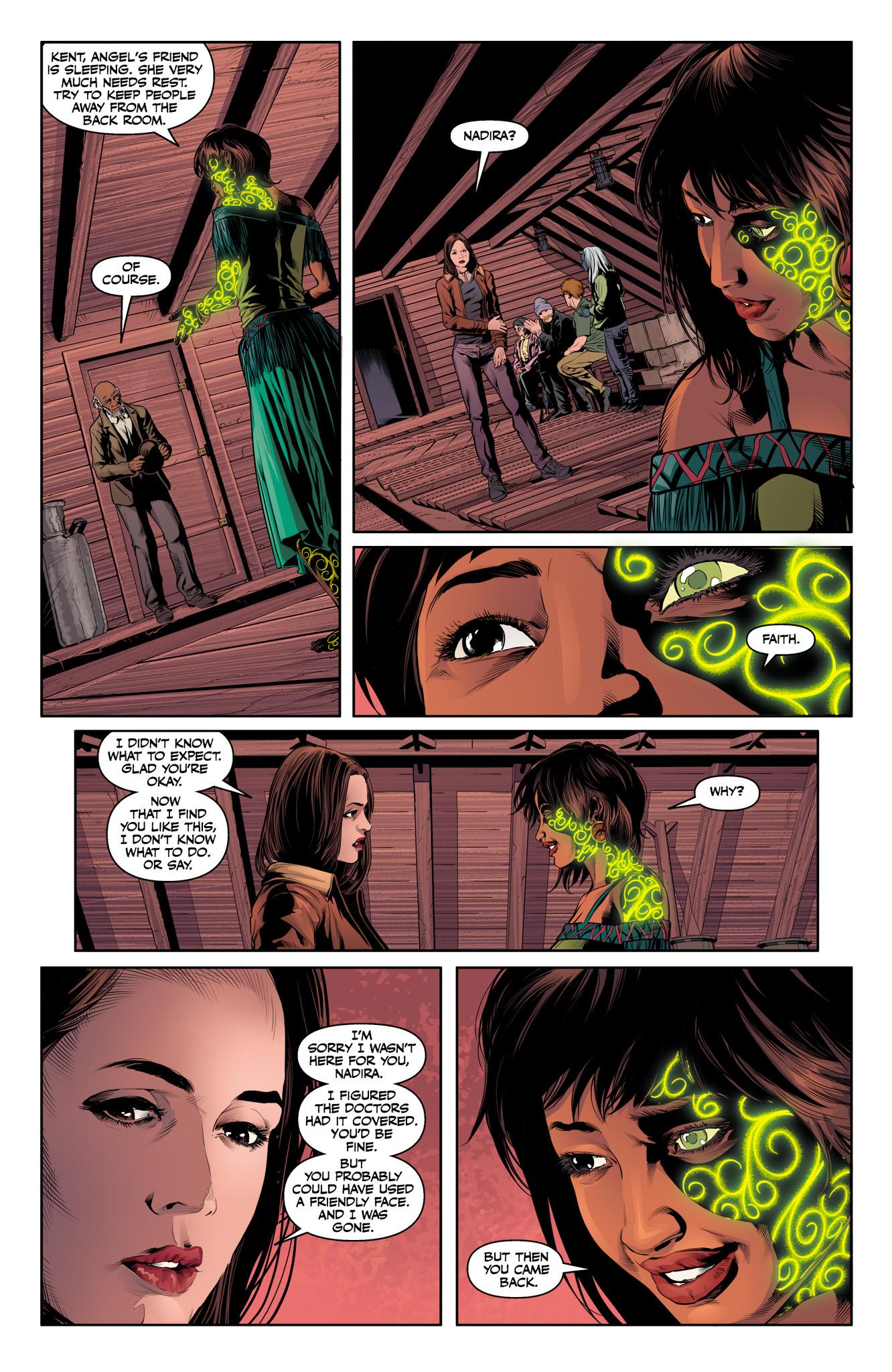 Read online Angel & Faith Season 10 comic -  Issue #11 - 20