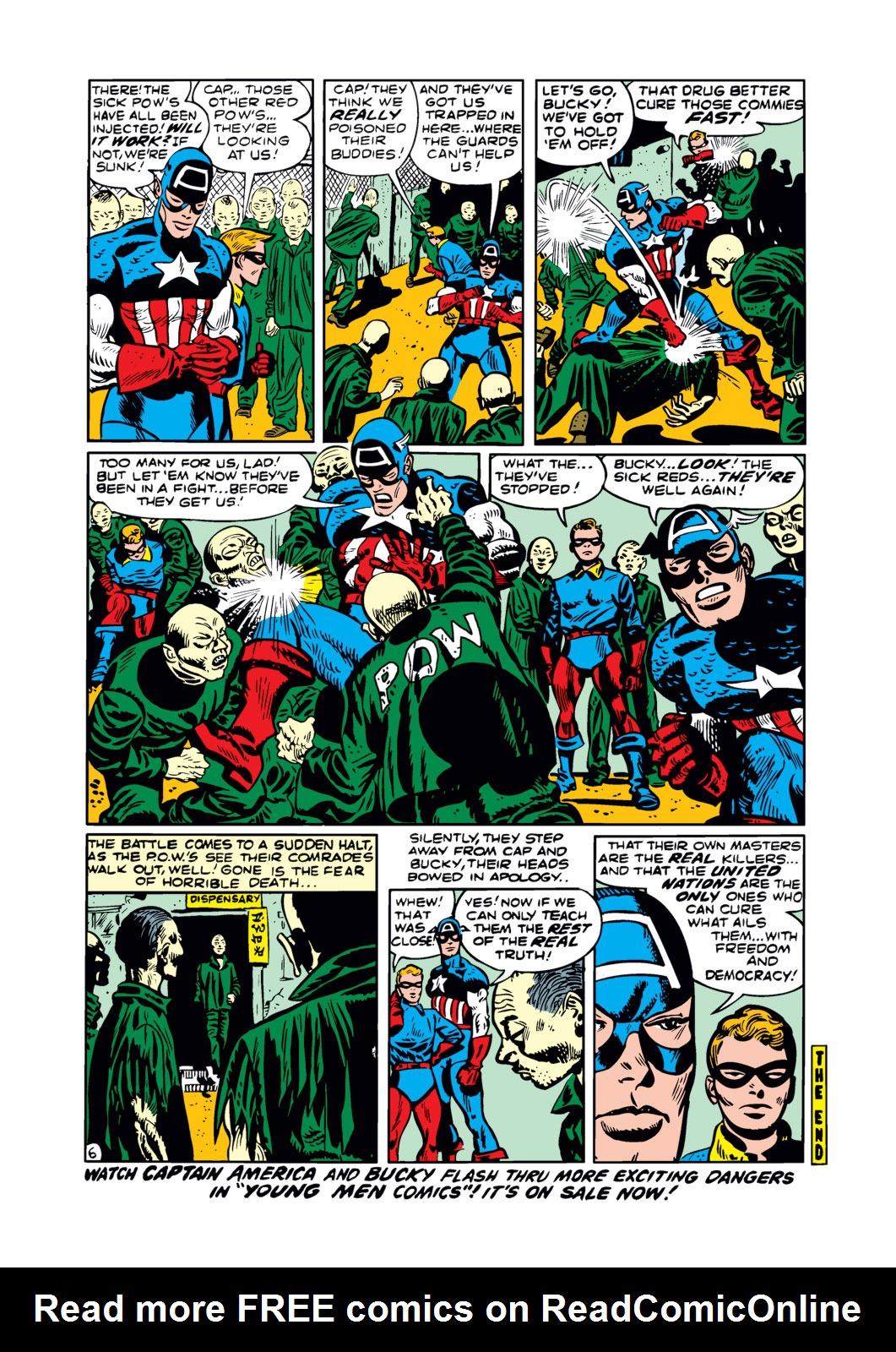 Captain America Comics 77 Page 25
