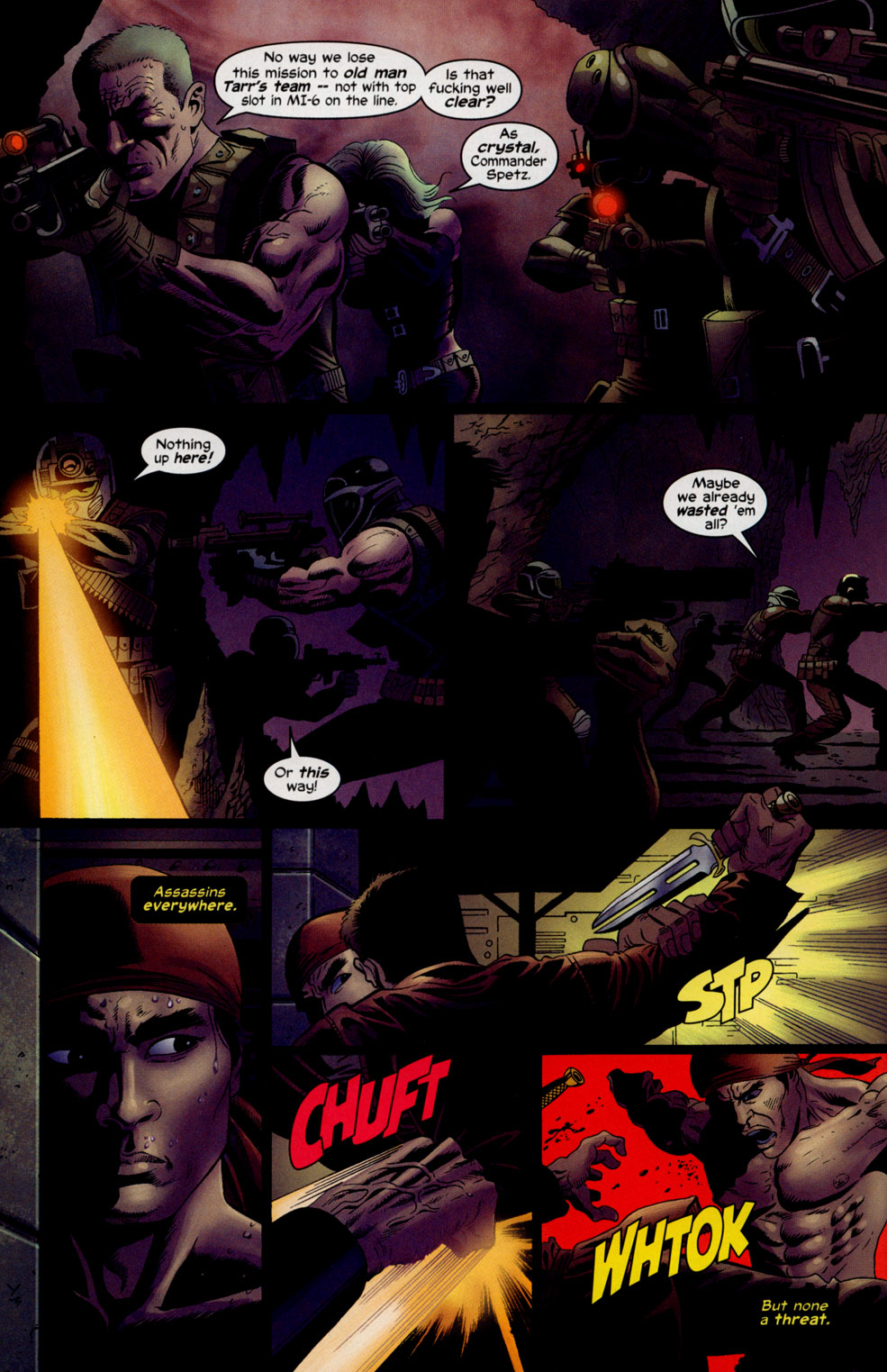 Read online Shang-Chi: Master of Kung Fu comic -  Issue #5 - 16