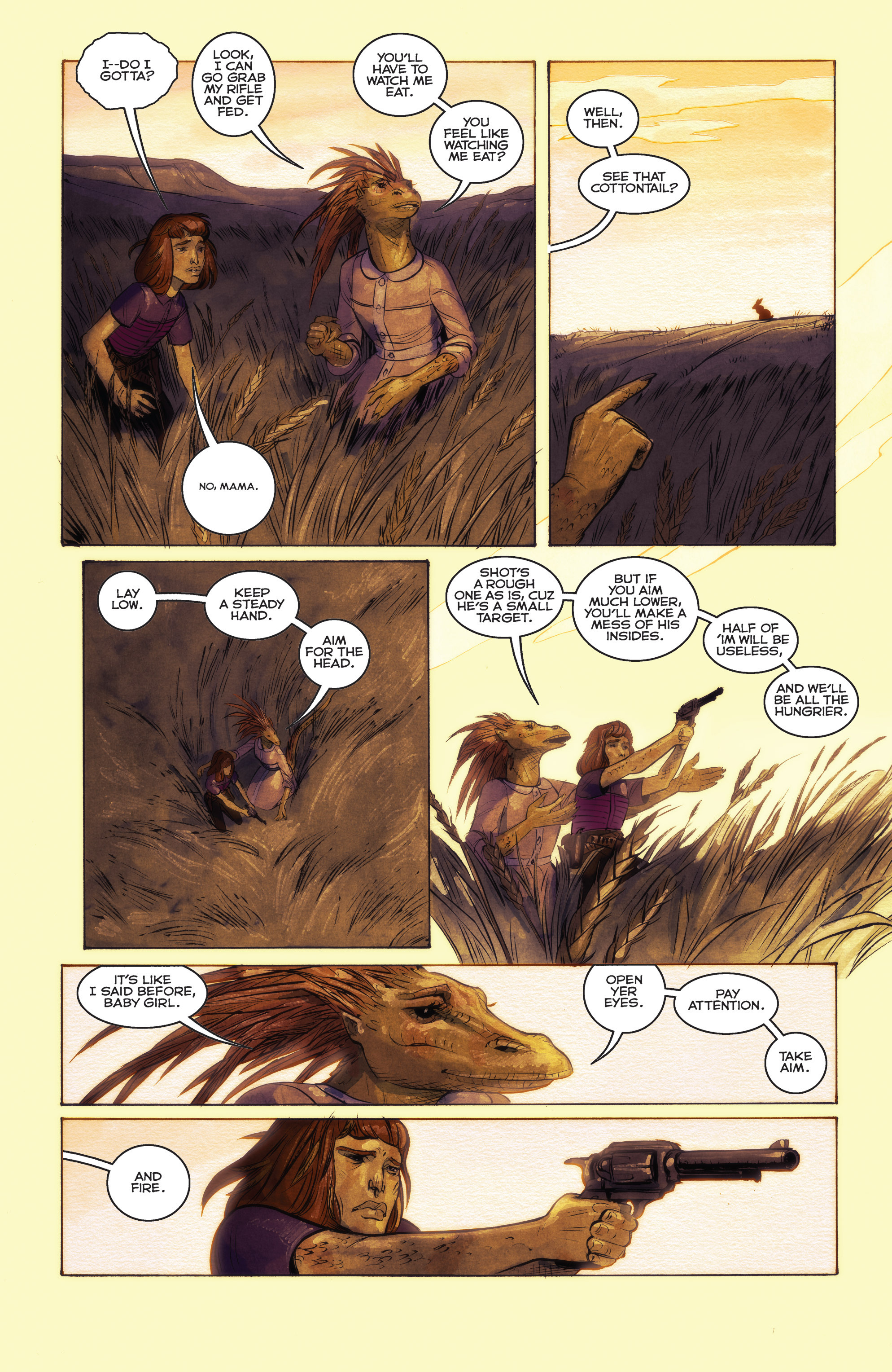Read online Shutter comic -  Issue #24 - 6