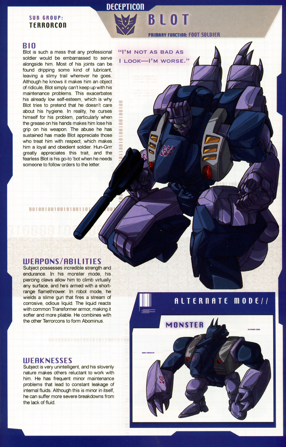 Read online Transformers: More than Meets the Eye comic -  Issue #7 - 11