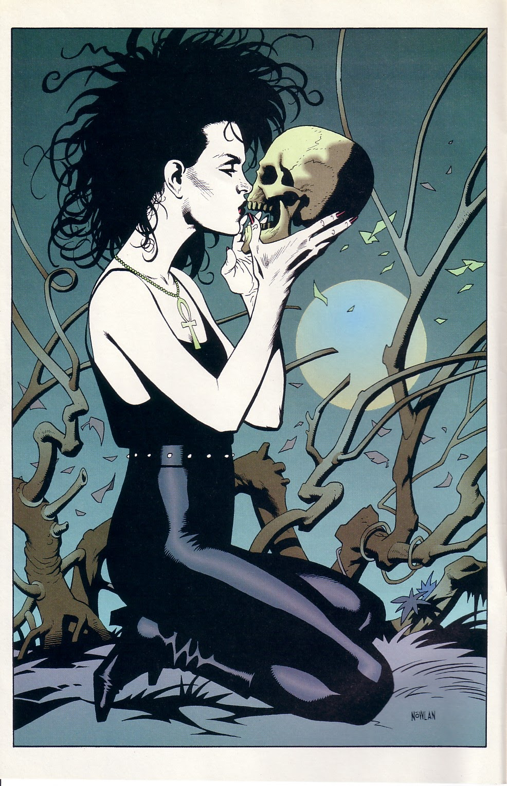 Read online A Death Gallery comic -  Issue # Full - 5