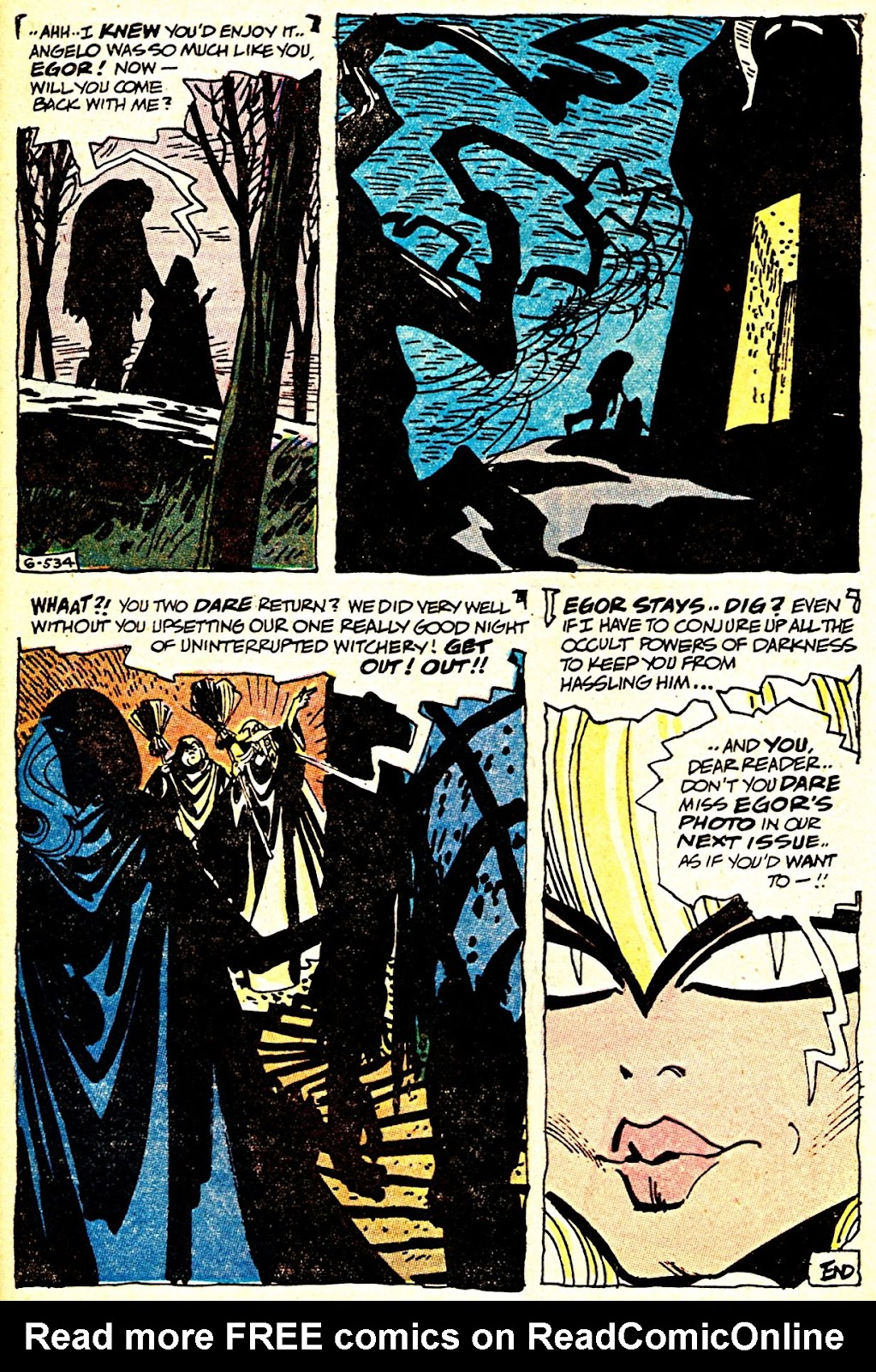 The Witching Hour (1969) issue 7 - Page 26