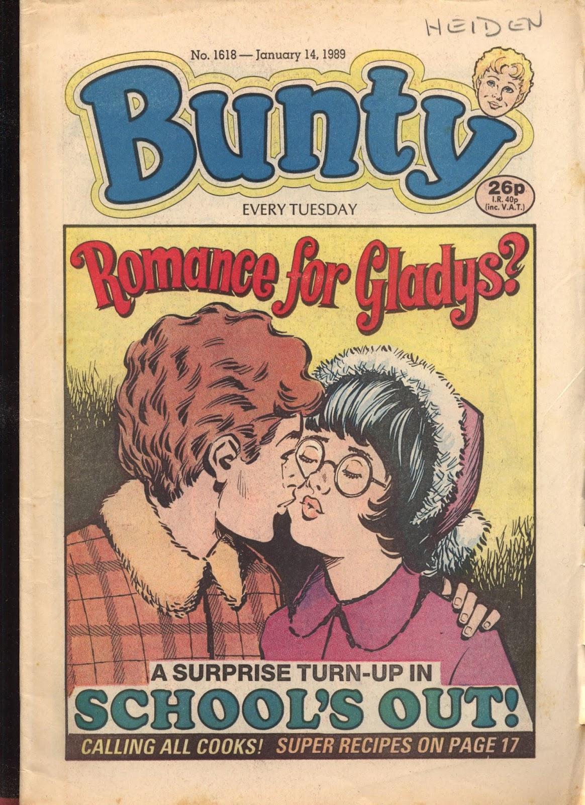 Bunty 1618 Page 1