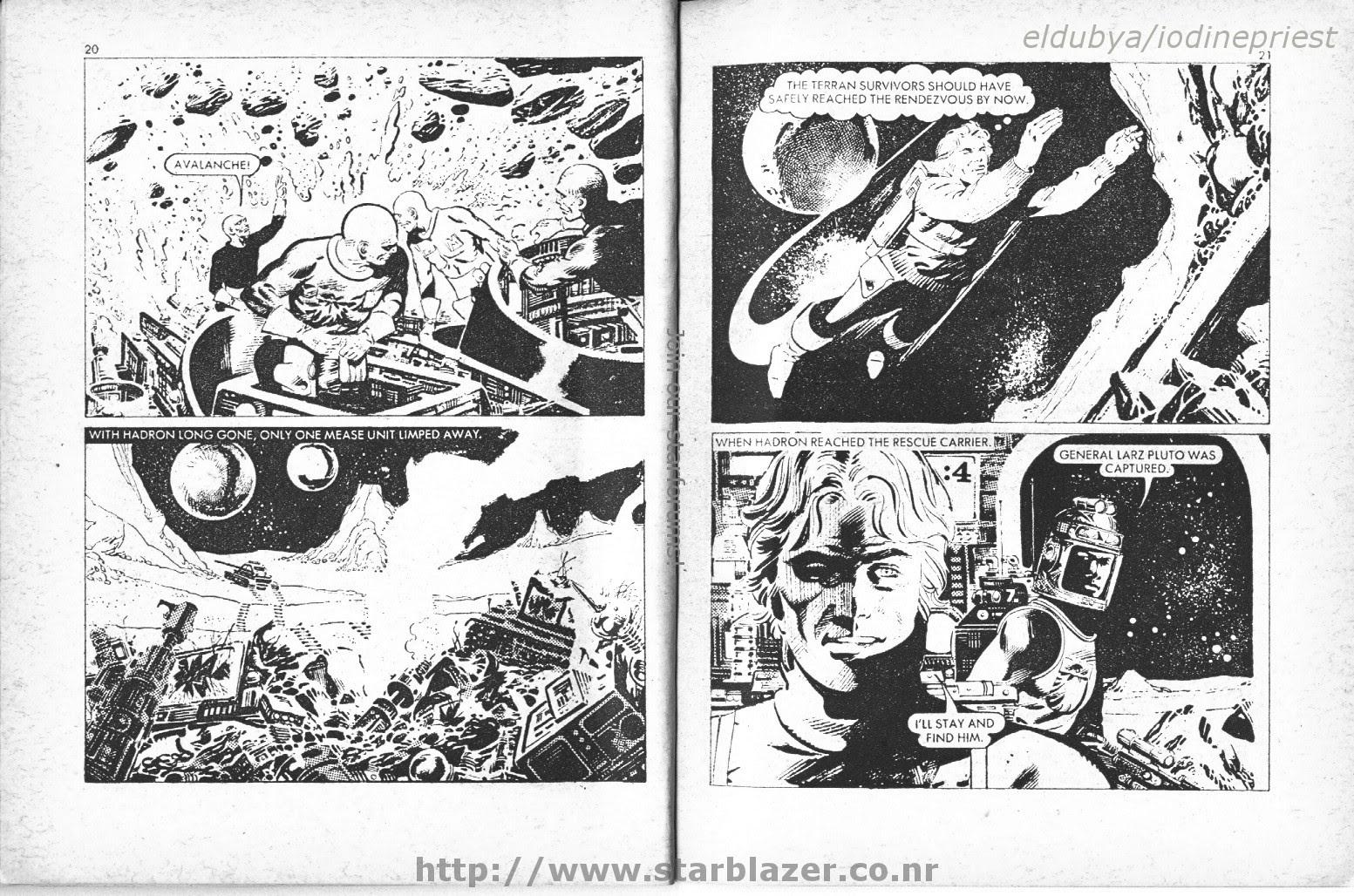 Starblazer issue 50 - Page 12
