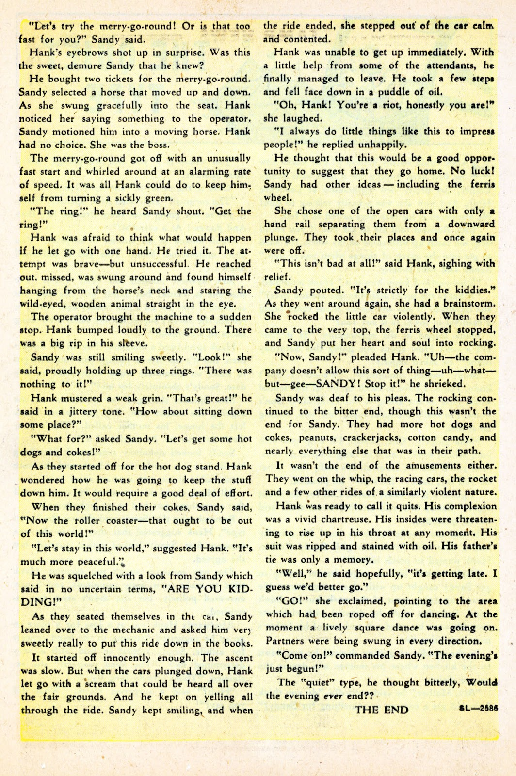 Georgie Comics (1945) issue 17 - Page 28