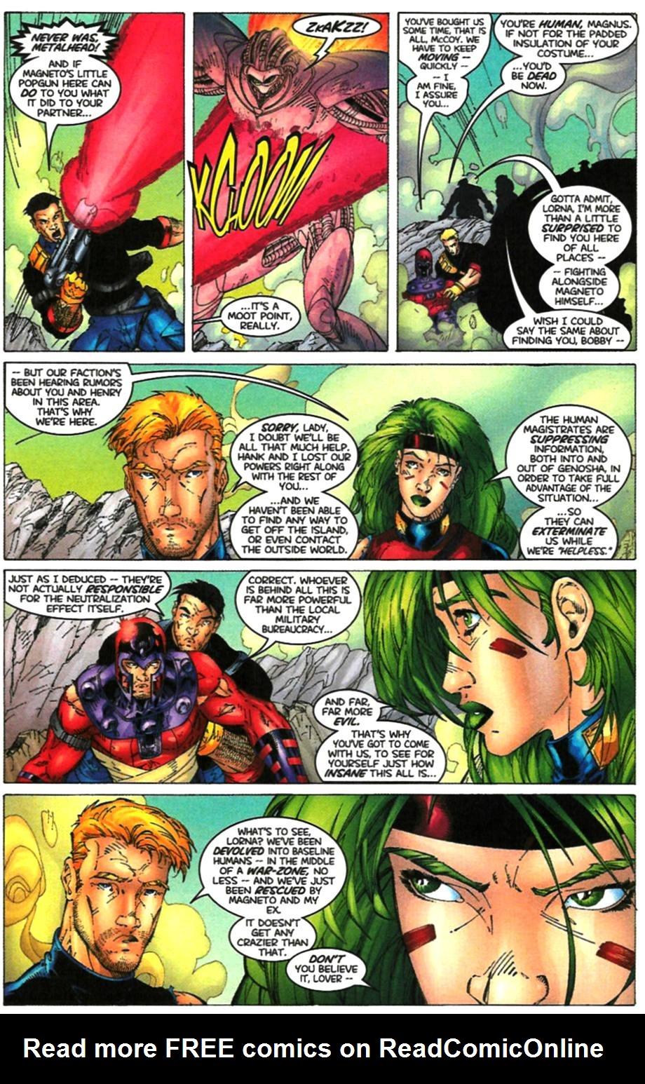 X-Men (1991) 99 Page 5