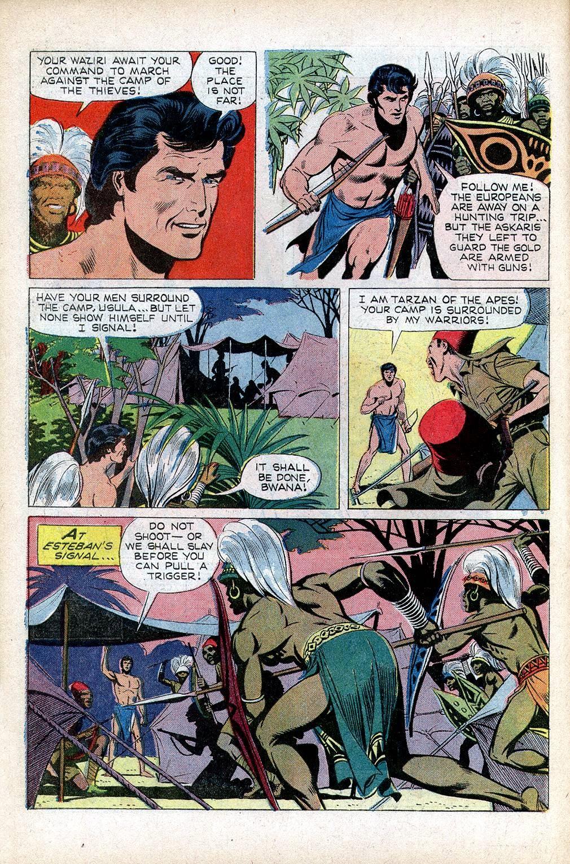 Tarzan (1962) issue 173 - Page 10