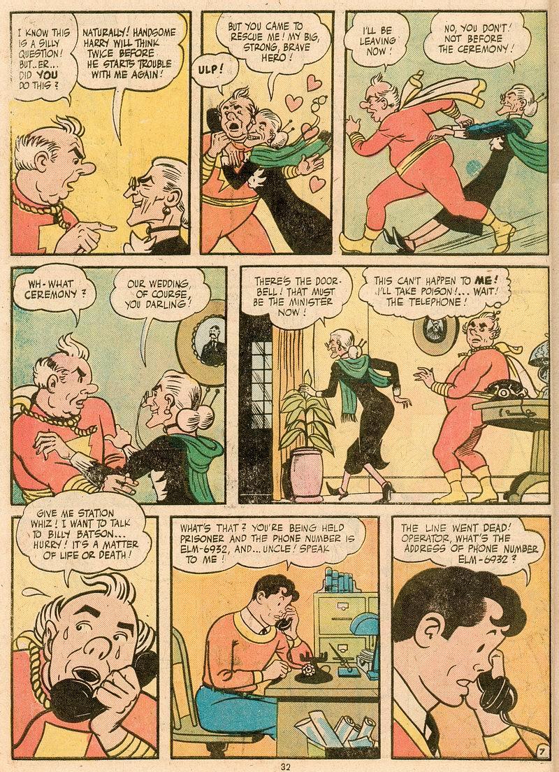 Read online Shazam! (1973) comic -  Issue #12 - 29