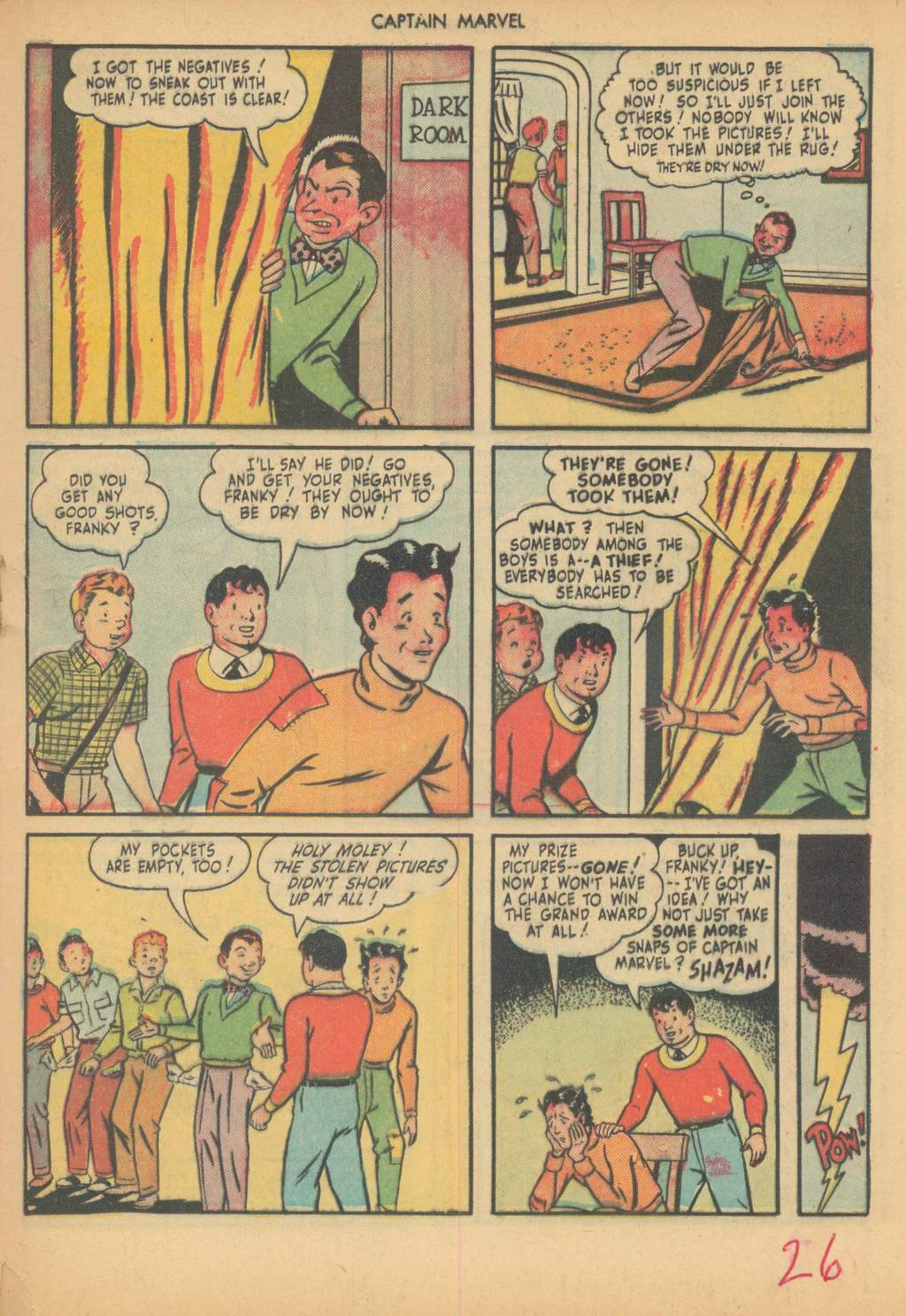 Captain Marvel Adventures issue 63 - Page 29