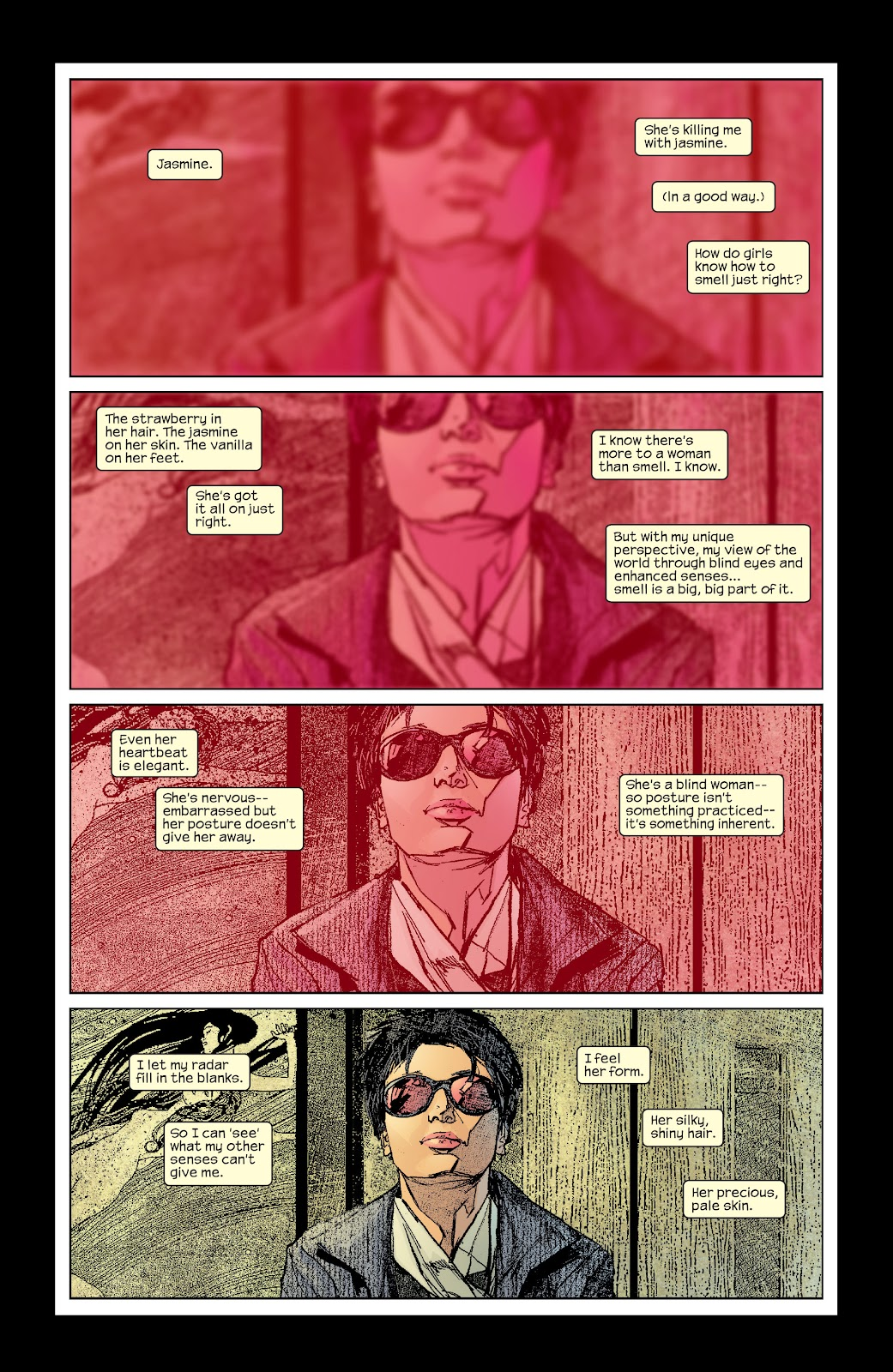 Read online Daredevil (1998) comic -  Issue # _Ultimate_Collection TPB 2 (Part 1) - 55