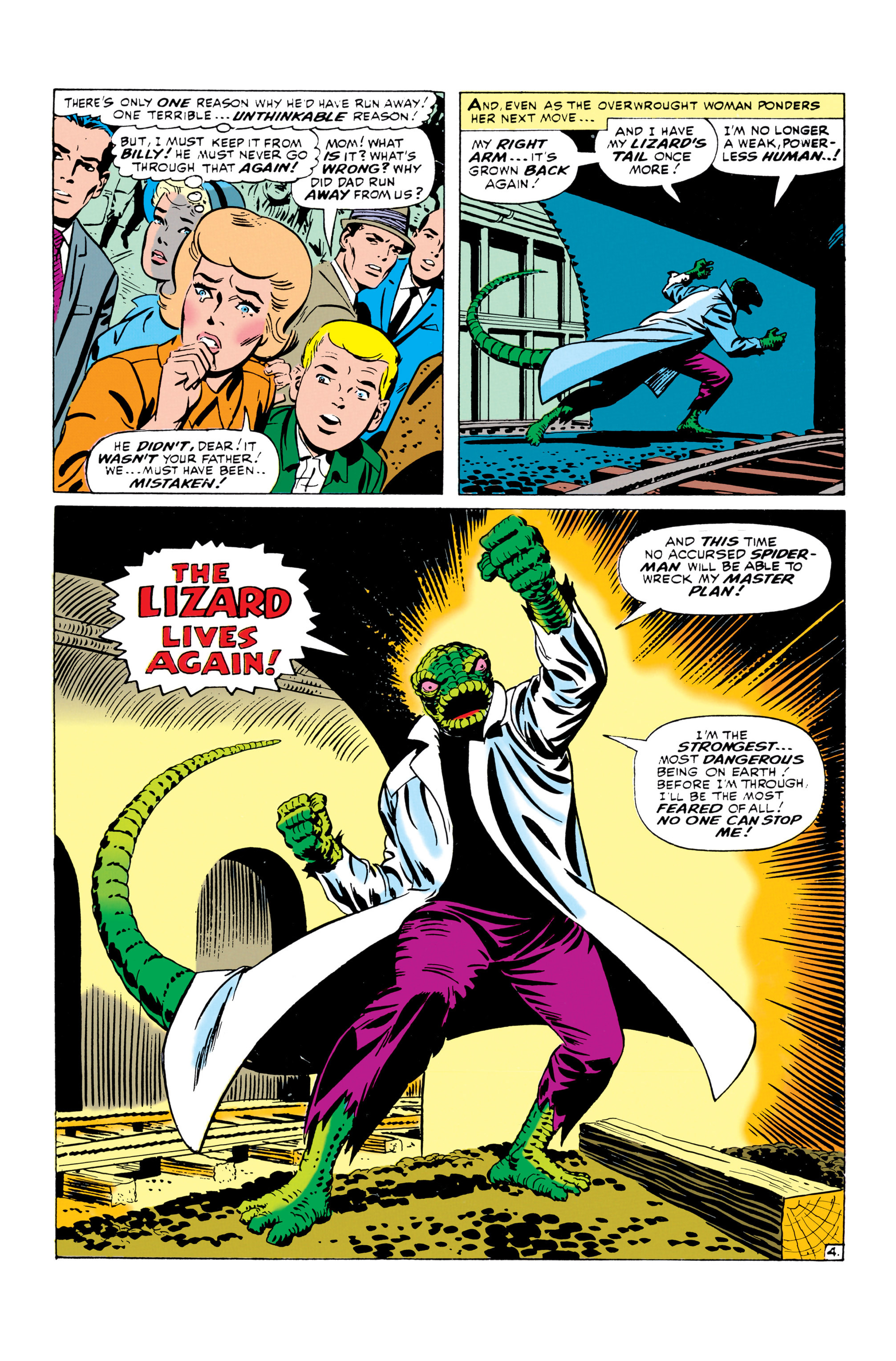 The Amazing Spider-Man (1963) 44 Page 4