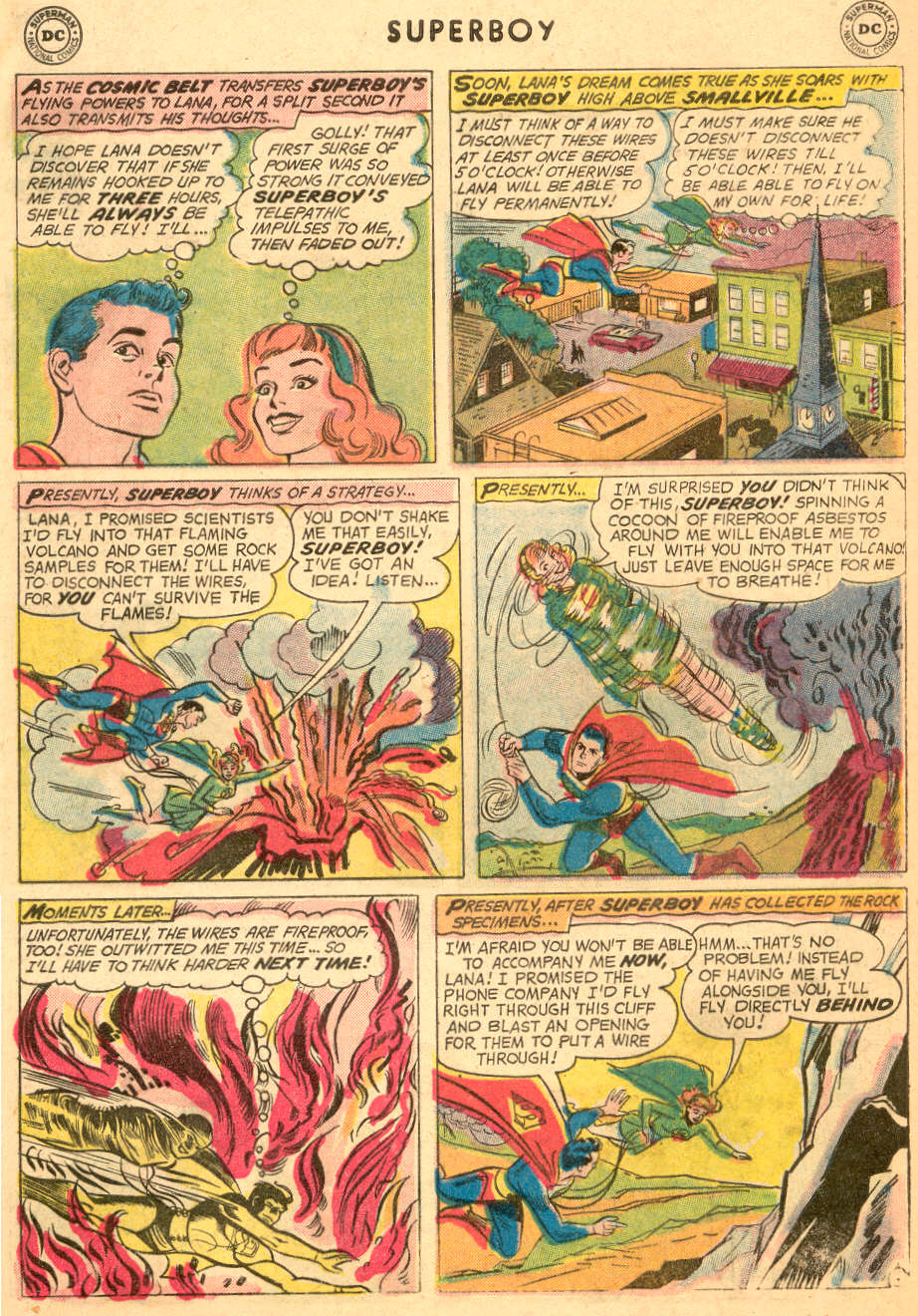 Superboy (1949) issue 72 - Page 24
